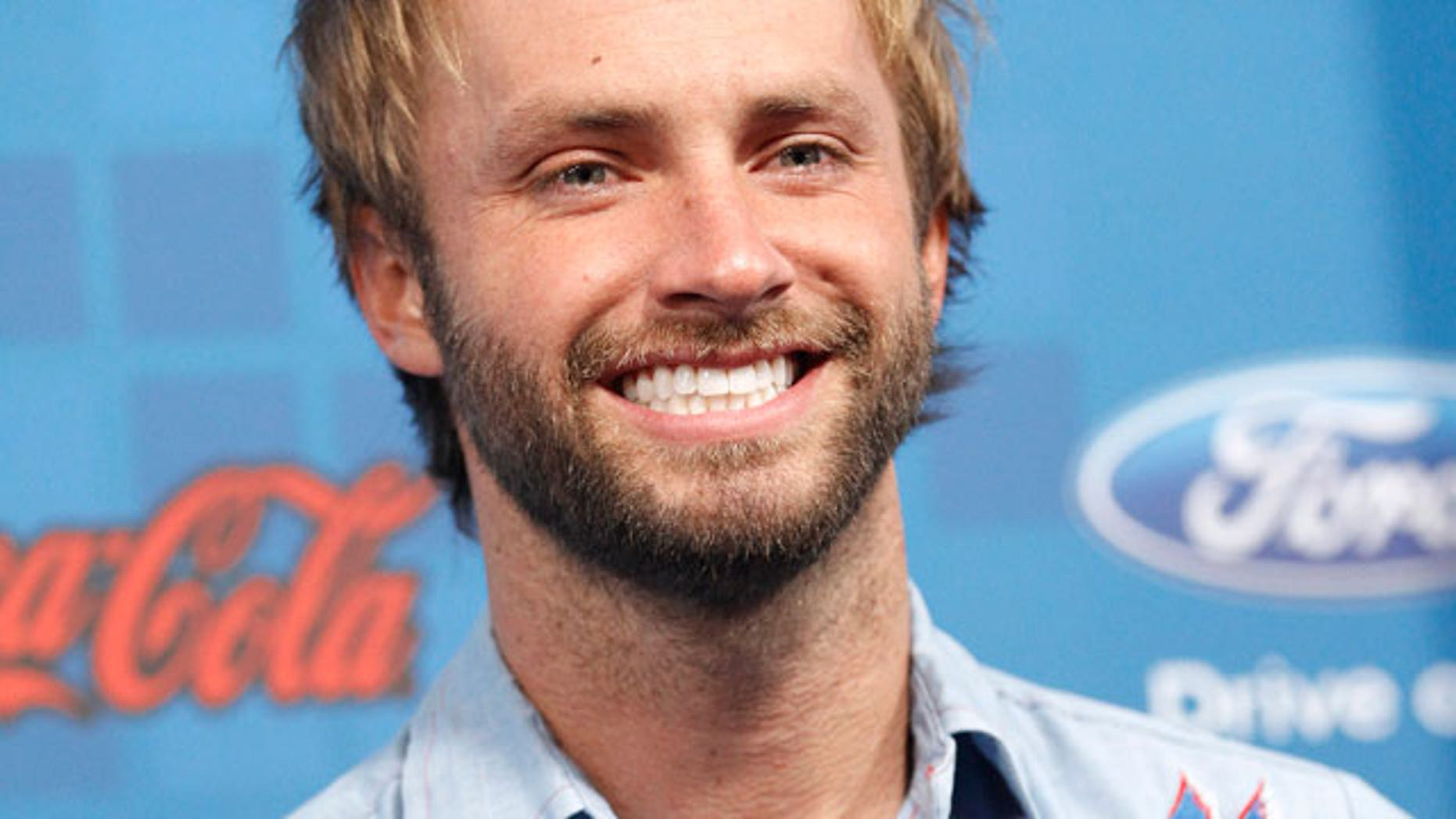 Paul McDonald was booted off of 'American Idol' last night. (Reuters)