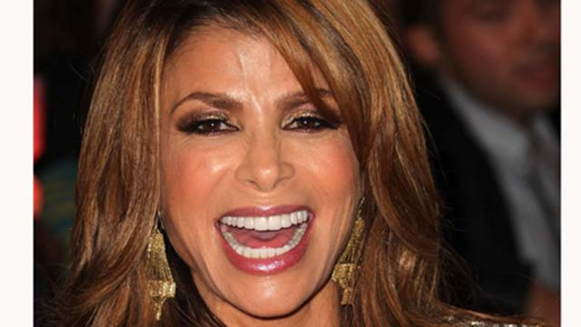 Sept. 14, 2011: Television show judge Paula Abdul arrives at the premiere Of Fox's 'The X Factor' held at ArcLight Cinemas Cinerama Dome in Hollywood, Calif.