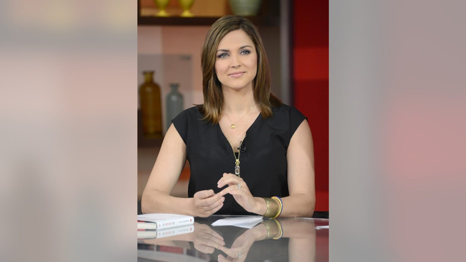 Paula Faris replaces Bianna Golodryga as weekend 'Good