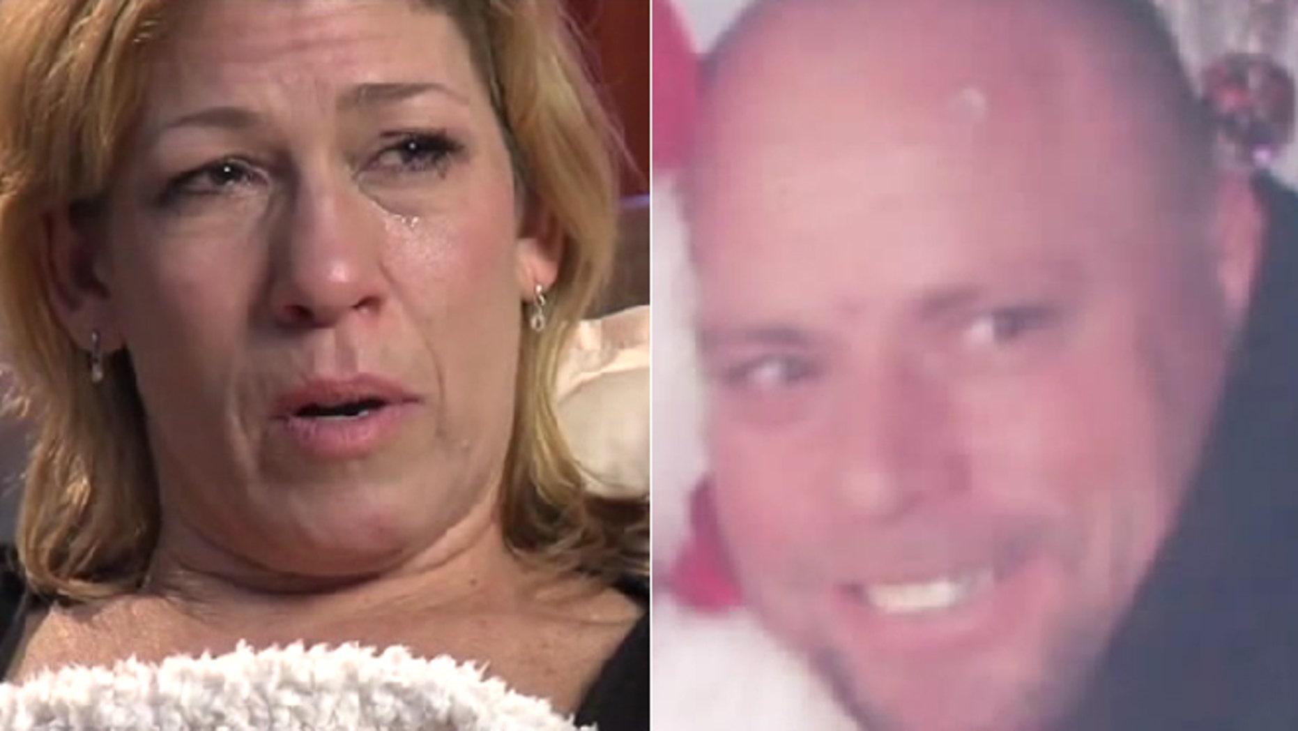 Paula Lane and her boyfriend Roderick Clifton got stranded in a California mountain range.