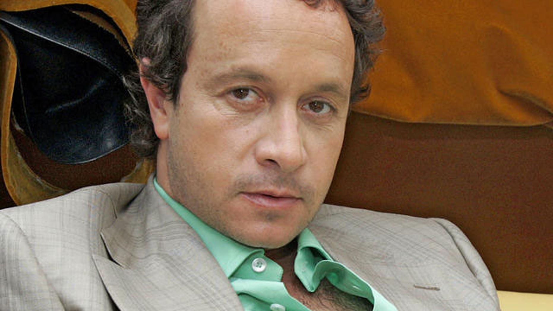 Comedian Pauly Shore says his new mockumentary is a funny take on a serious subject, that of international adoption.