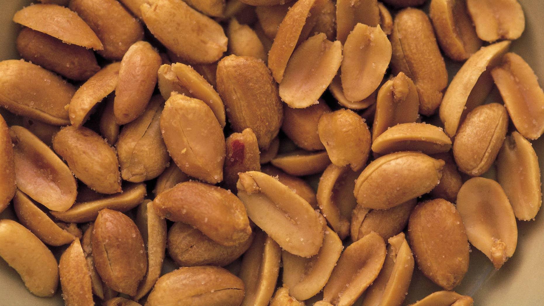 Peanuts  (Photo by Rafa Samano/Cover/Getty Images)