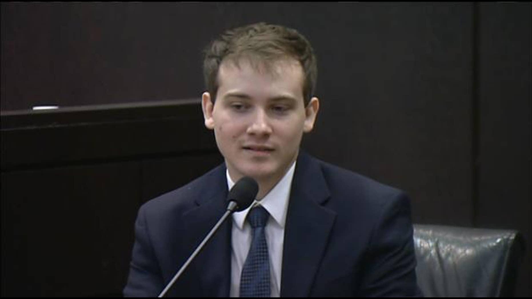 Accused murderer Pedro Bravo.