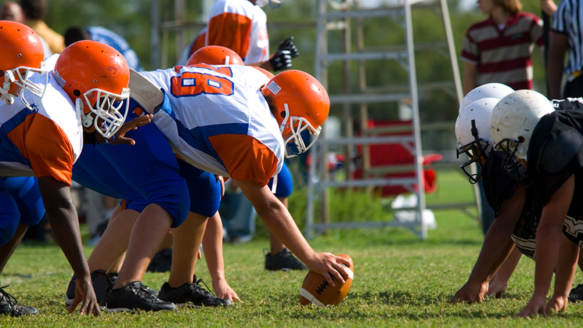 A proposal aimed at delaying the effects of helmet-banging head trauma by banning Illinois children younger than 12 from playing tackle football lacks the votes this spring. Legislation similar is in play in New York, New Jersey, and California. Last month, a Maryland House committee voted down a prohibition on tackling before age 14.