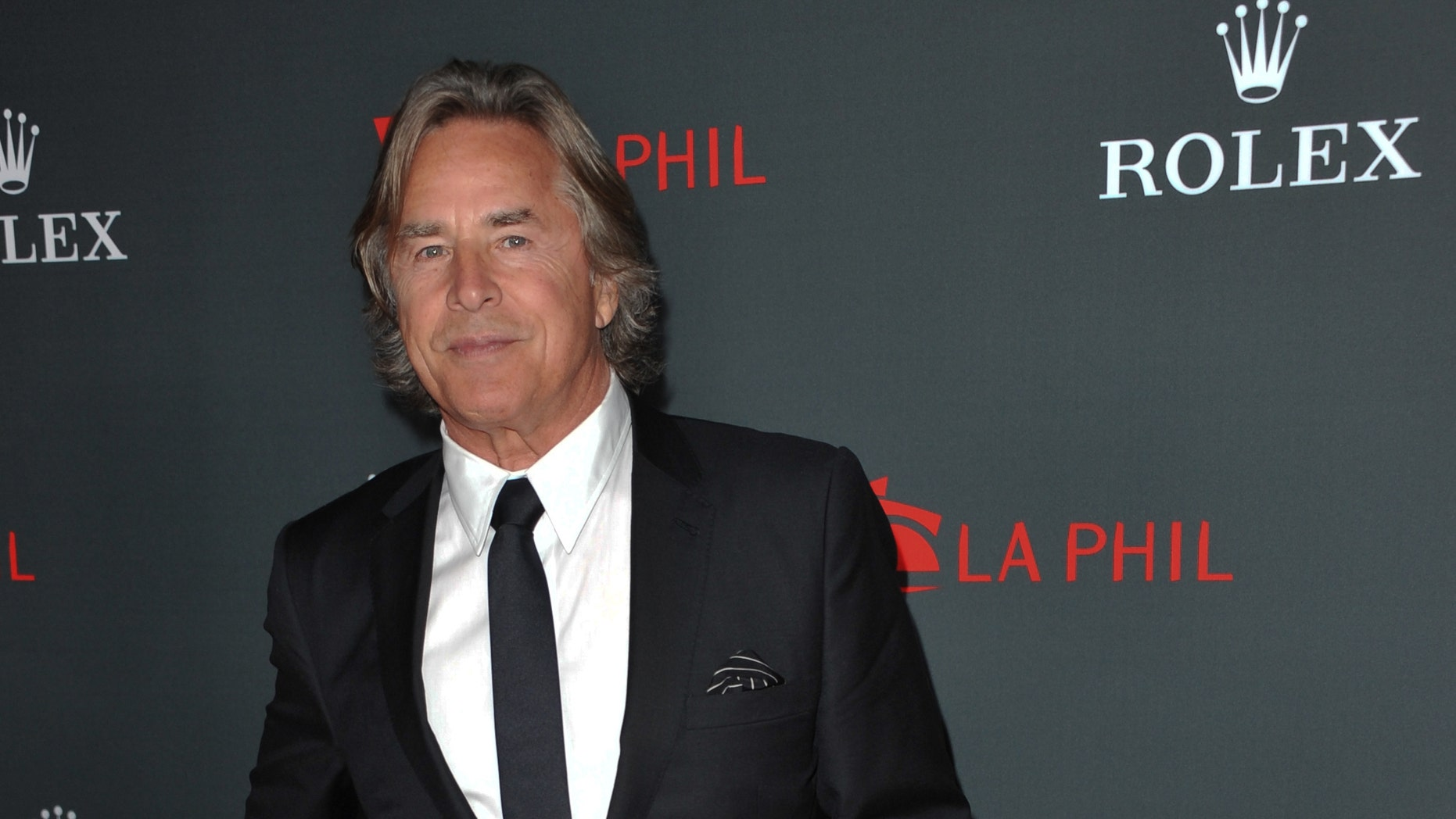 Sept. 27, 2012 - FILE photo of Don Johnson in Los Angeles.