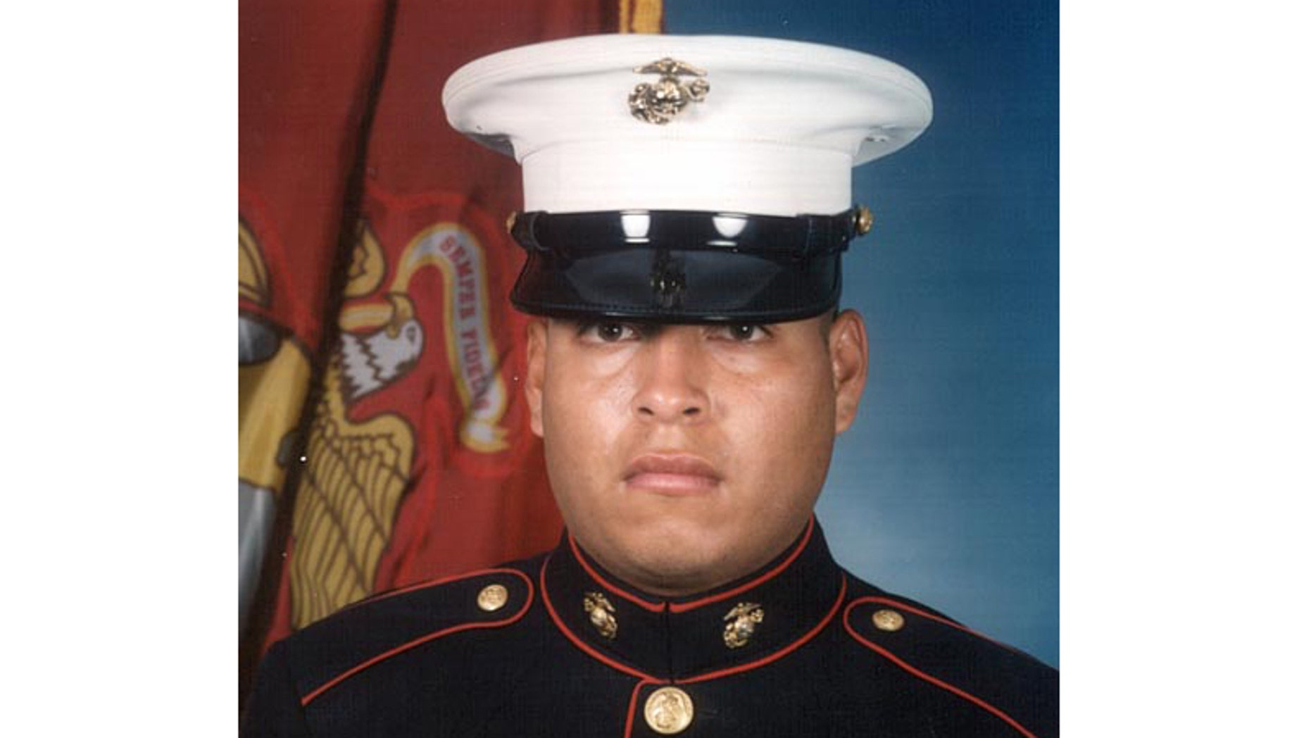 Sgt. Rafael Peralta, 25. Peralta was being considered for a posthumous Medal of Honor, the United States' highest military award.