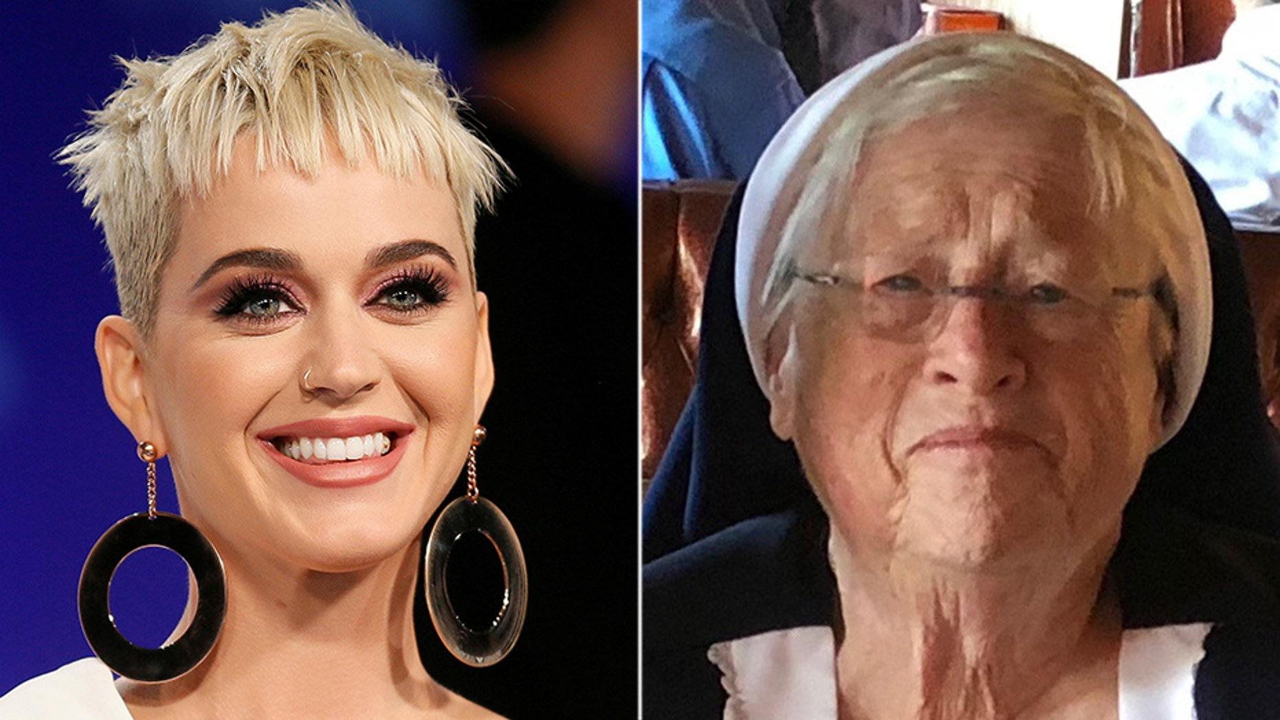 A legal battle with singer Katy Perry has left Sister Rita Callanan broke, says the nun.