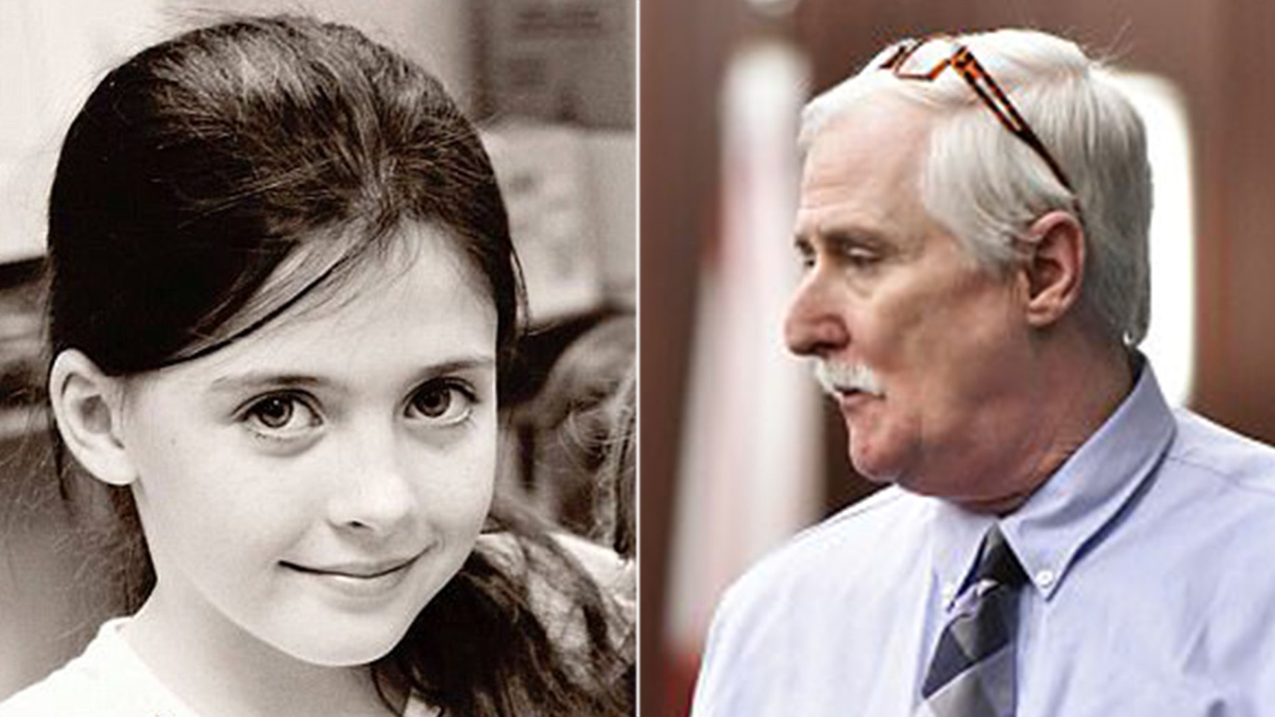 On Wednesday, Feb.14, 2018, it took less than 15 minutes for a jury to convict Donald Smith (right) of abducting, raping and murdering 8-year-old Cherish Perrywinkle in Jacksonville, Fla.
