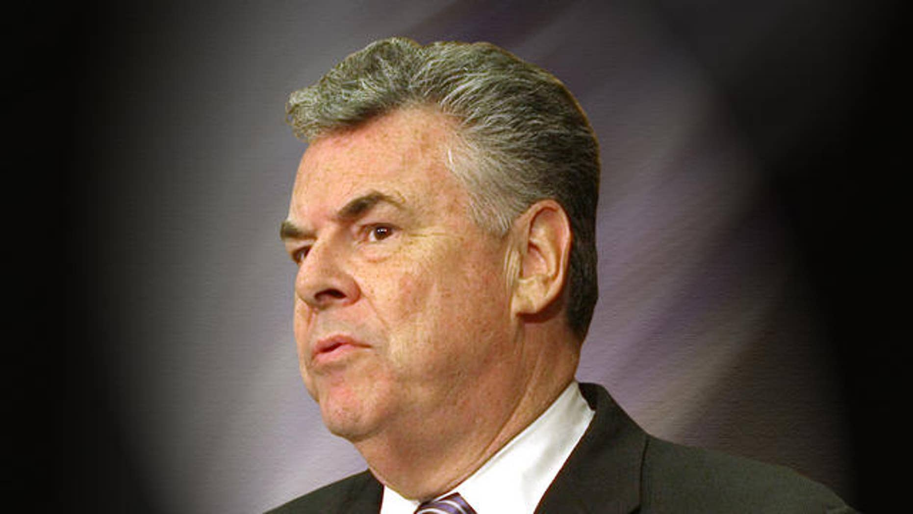 Rep. Peter King Rep. Peter King, the new chairman of the Homeland Security Committee, has ignited a storm of controversy for planning hearings next month on the growing threat of radical Islam (AP)