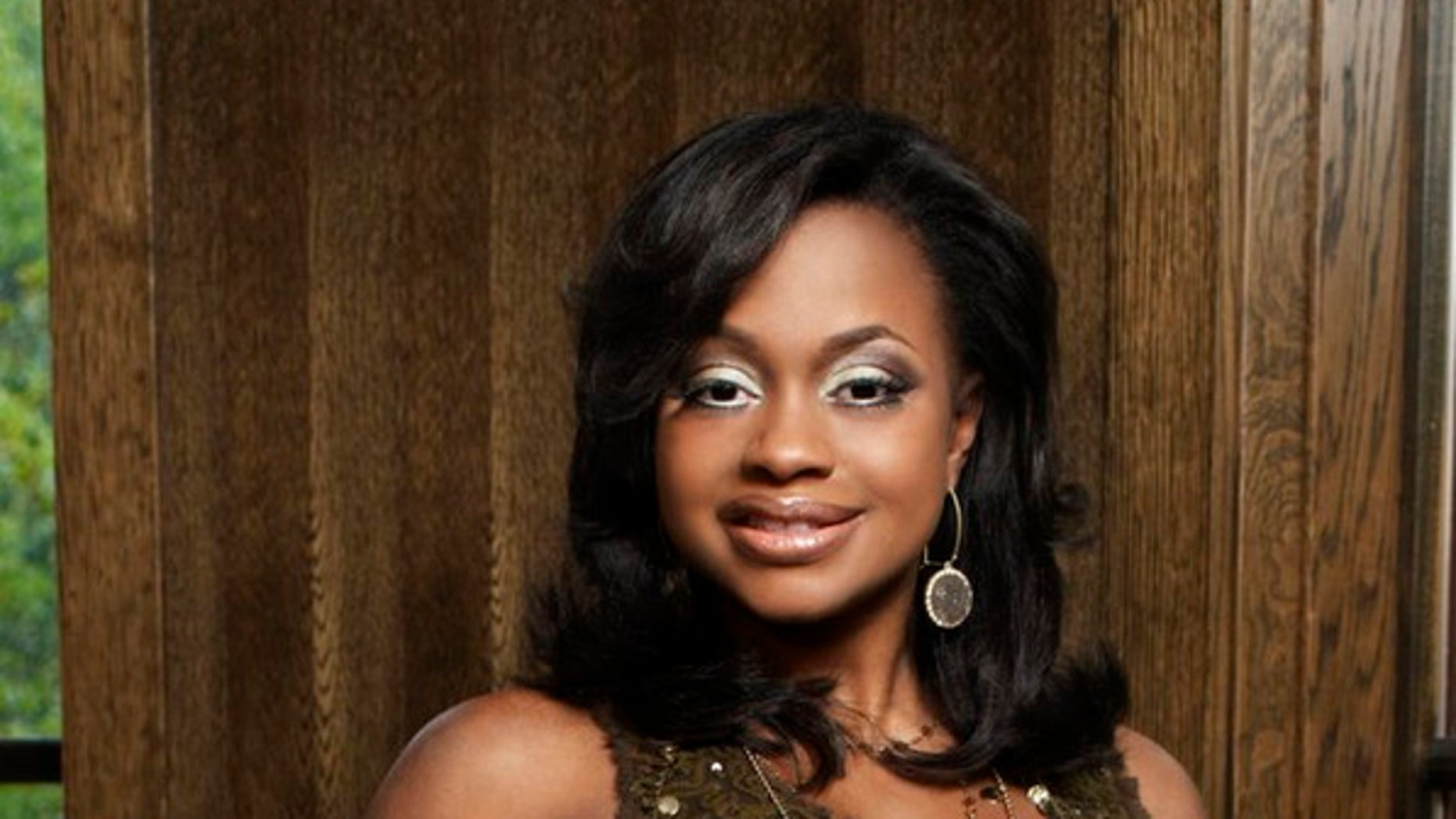 THE REAL HOUSEWIVES OF ATLANTA -- Season:3 --Pictured: Phaedra Parks -- Photo by: Quantrell Colbert/Bravo