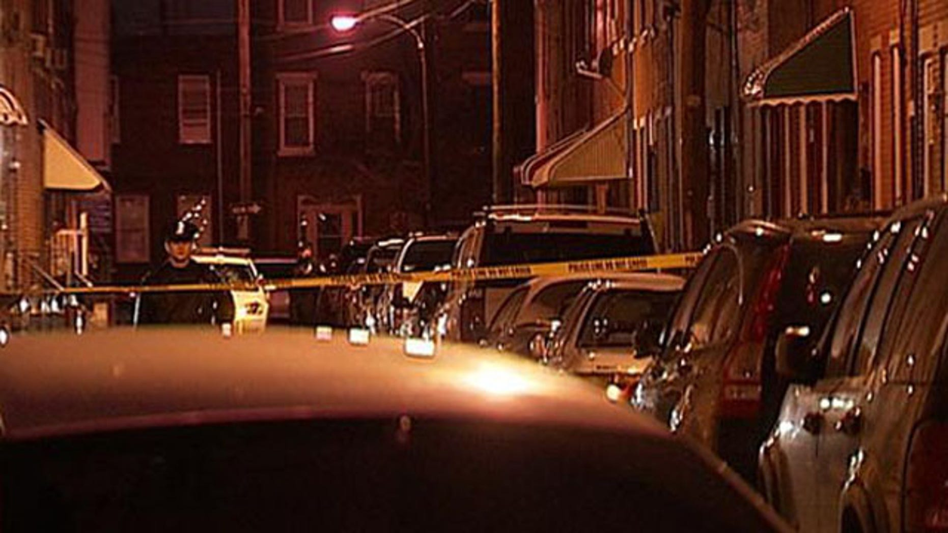 Mar. 31, 2013: Police respond to a home invasion in Philly where authorities say the homeowner shot and killed one of the would-be robbers.