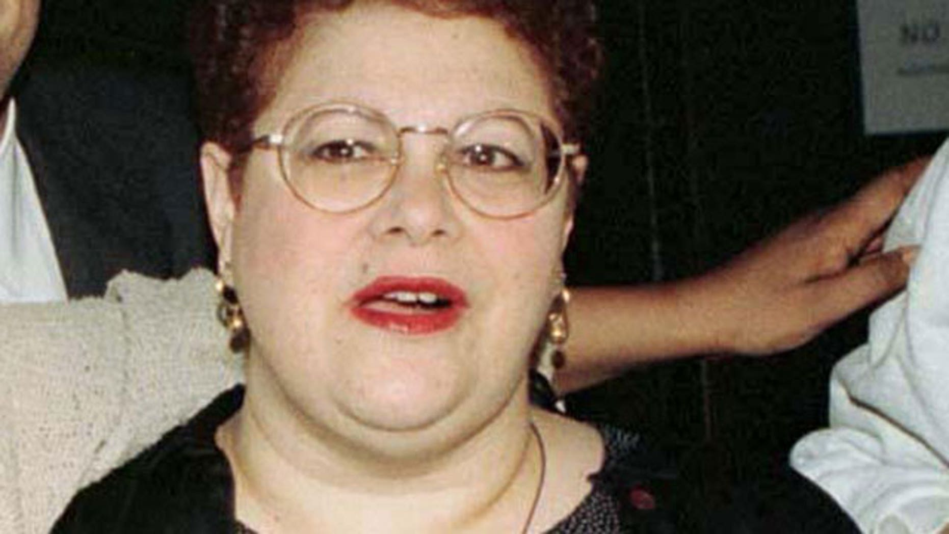Phoebe Snow is shown in this file photo from 1997.
