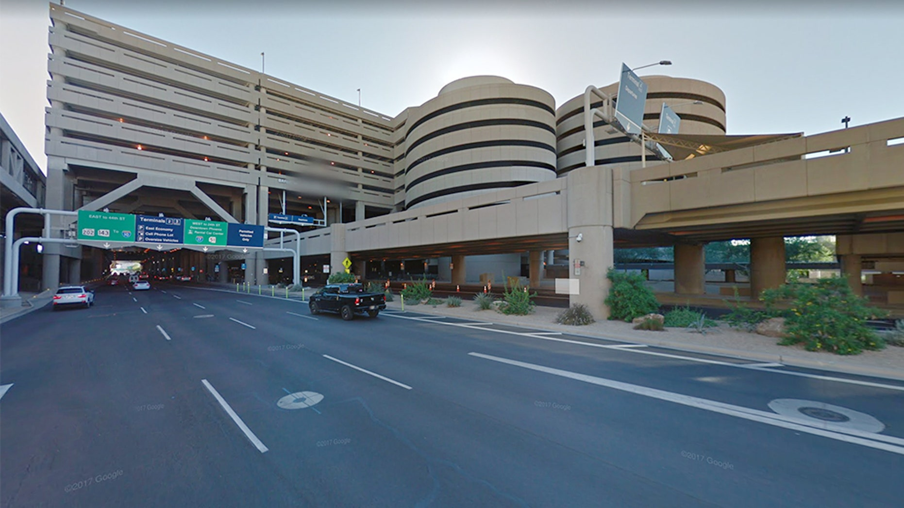 Phoenix Sky Harbor Airport officials are starting to restore normal operations after temporarily closing Terminal 4.