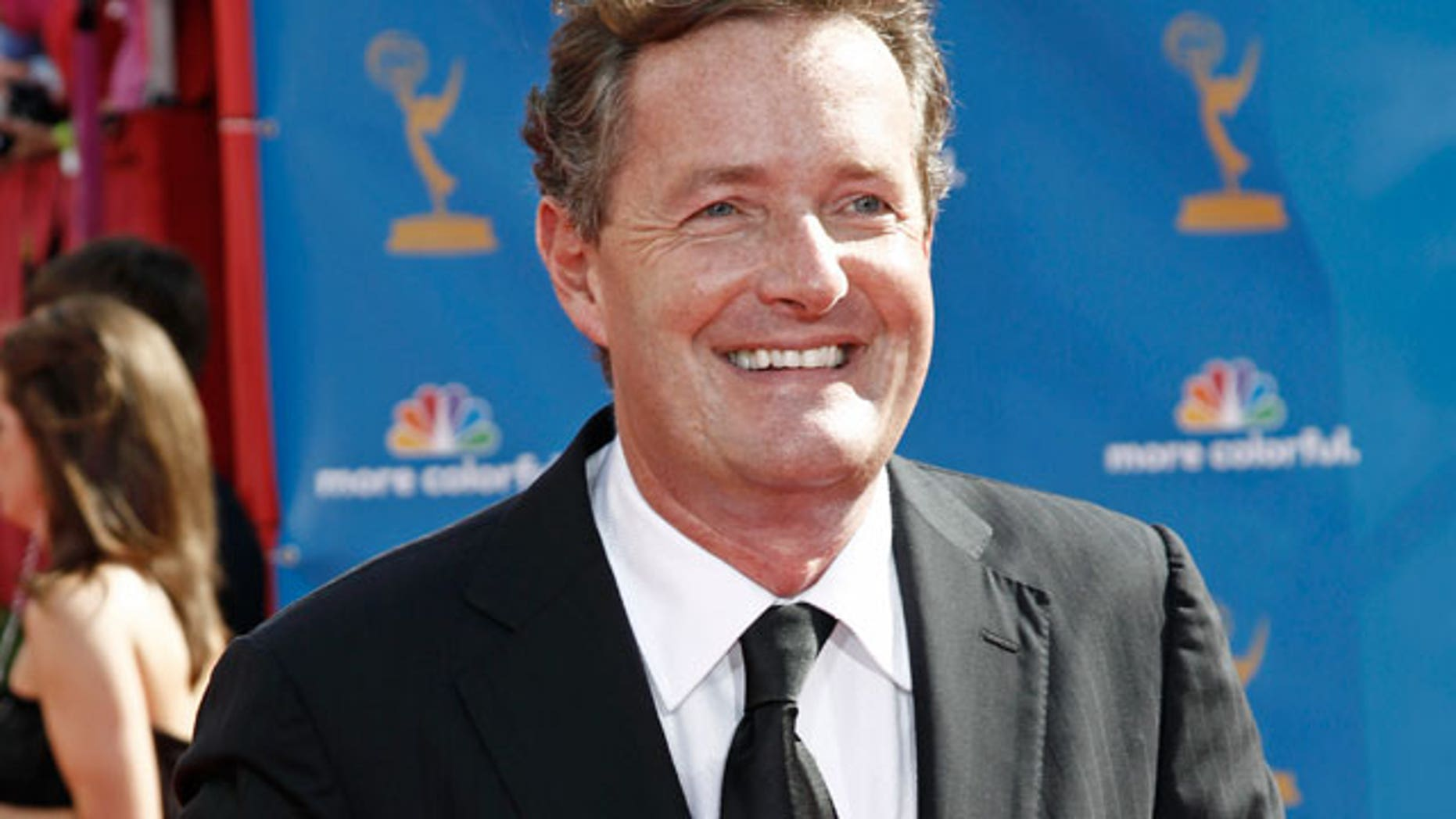 Piers Morgan asked to explain phone hacking comments Piers Morgan asked to explain phone hacking comments new foto