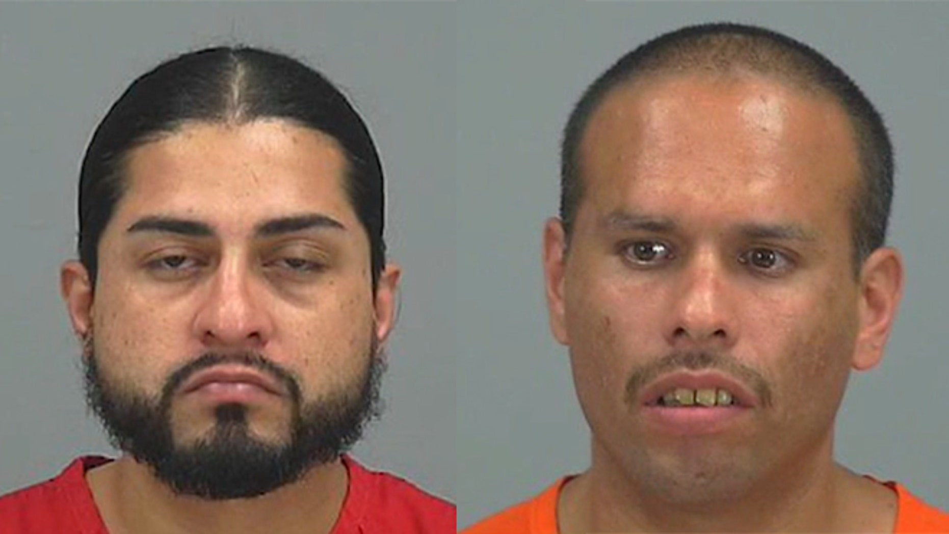 Ismael Martinez (left) and Fabian Mendivil. (Photos: Pinal County Sheriff's Office)