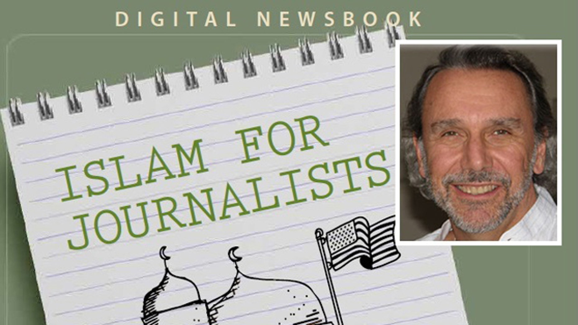 Founding dean of the Edward R. Murrow College of Communication at Washington State University Lawrence Pintak (inset) recently co-edited an e-book meant to be a field guide for journalists when reporting on Islamic issues.