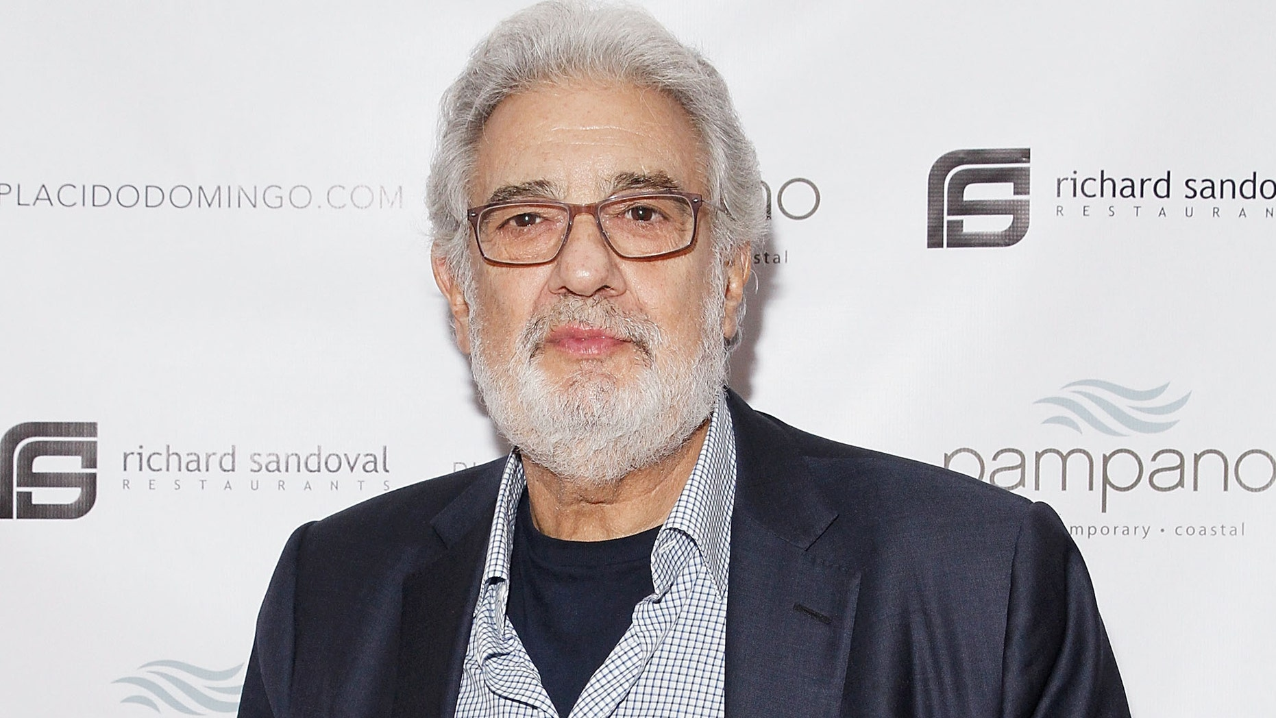 NEW YORK, NY - MARCH 11:  Spanish Opera singer Placido Domingo attends the Pampano Anniversary at Pampano Restaurant on March 11, 2014 in New York City.  (Photo by Mireya Acierto/Getty Images for Richard Sandoval Restaurants)