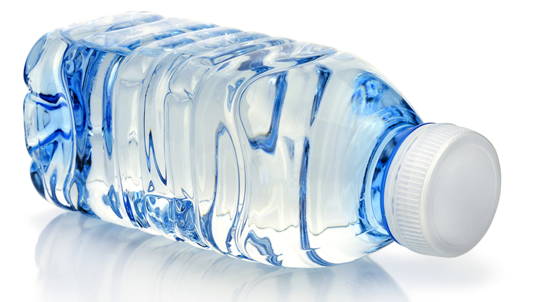 A 13-year-old girl in Washington state was reportedly hospitalized Saturday after a plastic bottle exploded in her hands.