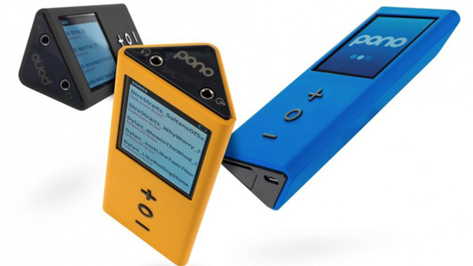 Neil Young's high-fidelity digital audio player will launch March 15 on Kickstarter.
