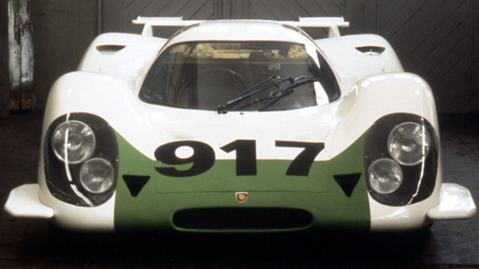 File - 1969 Porsche 917