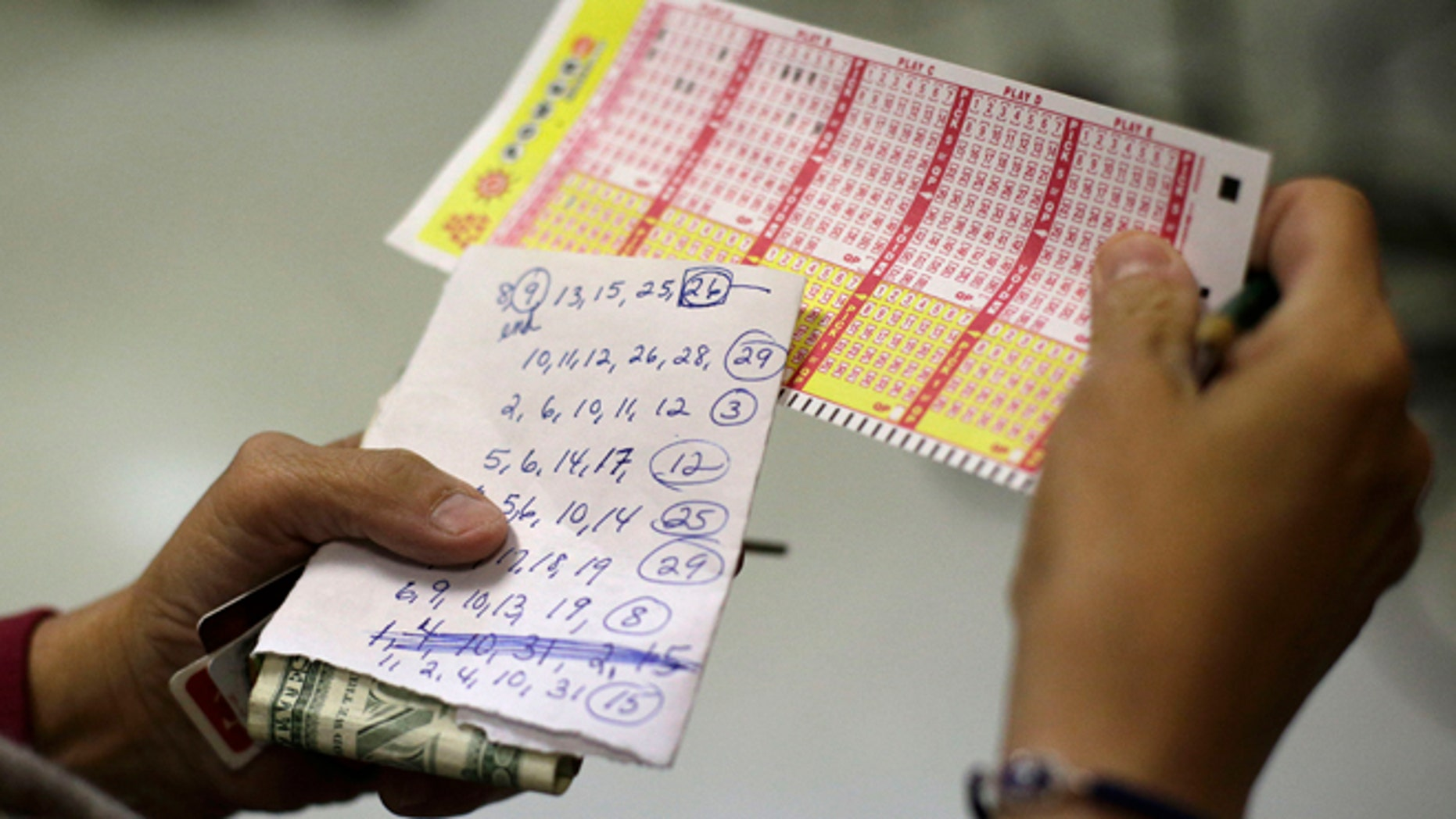 Powerball Jackpot Goes to Two Lucky Tickets | Fox News