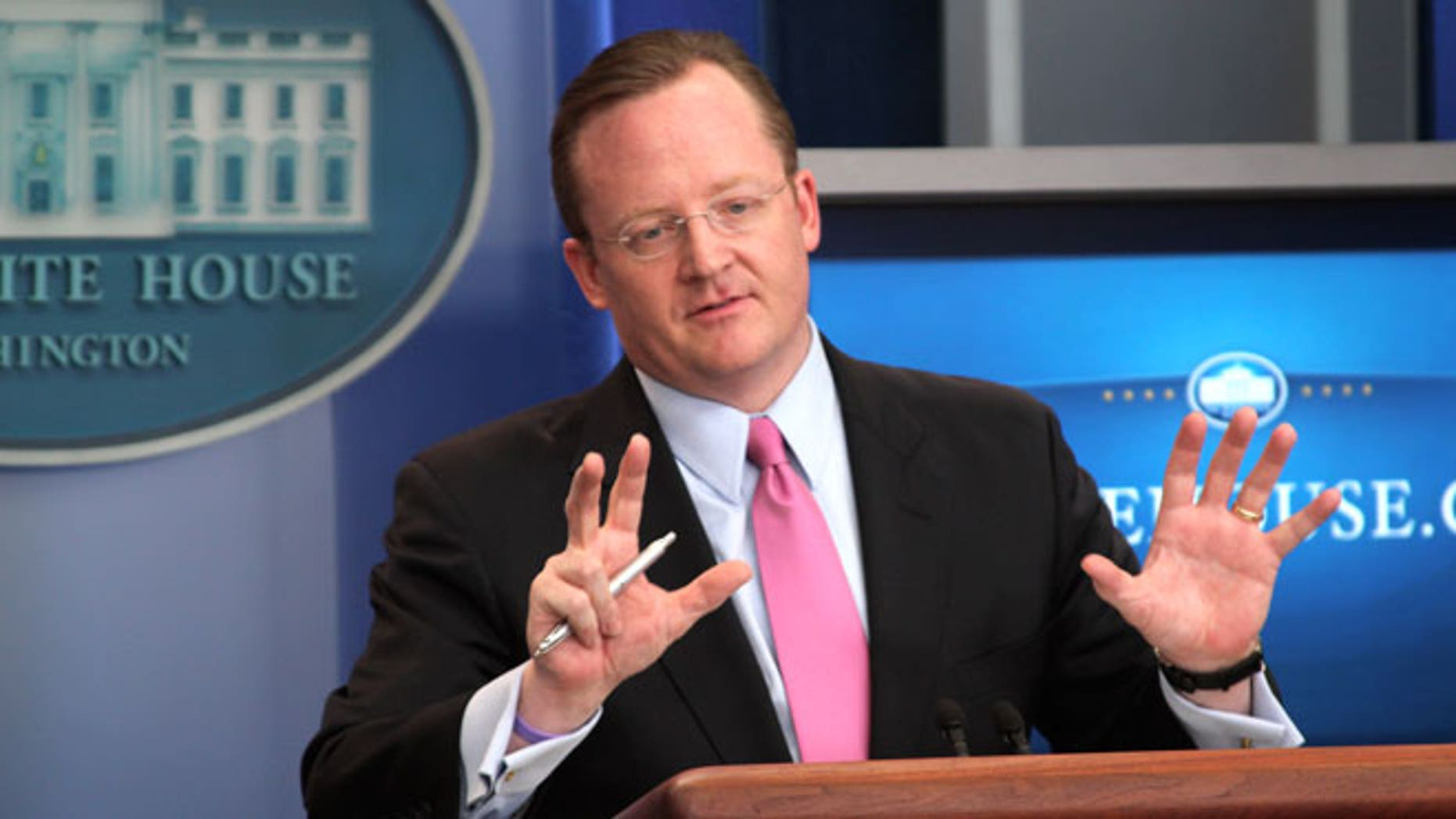 Former White House Press Secretary Robert Gibbs