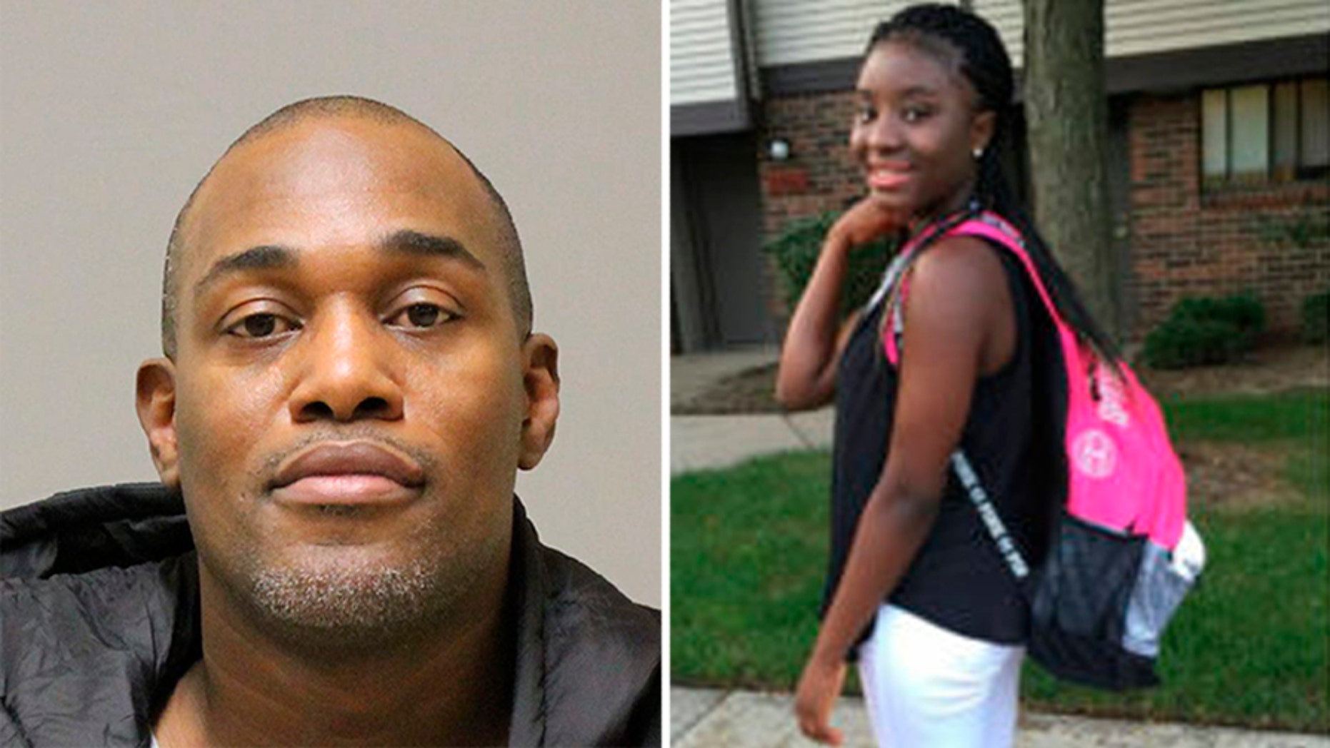 Quinn Anthony James, 42, was reportedly accused of raping Mujey Dumbuya, 16.