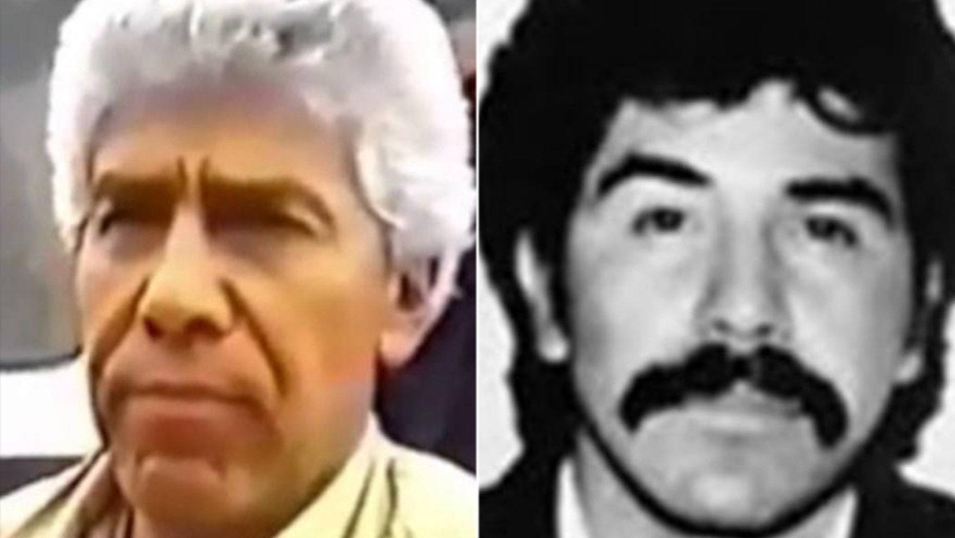 """Mexican drug kingpin Rafael Caro-Quintero, who is affiliated with Joaquin """"El Chapo"""" Guzman, was added Thursday to the FBI's list of most-wanted fugitives. (FBI)"""