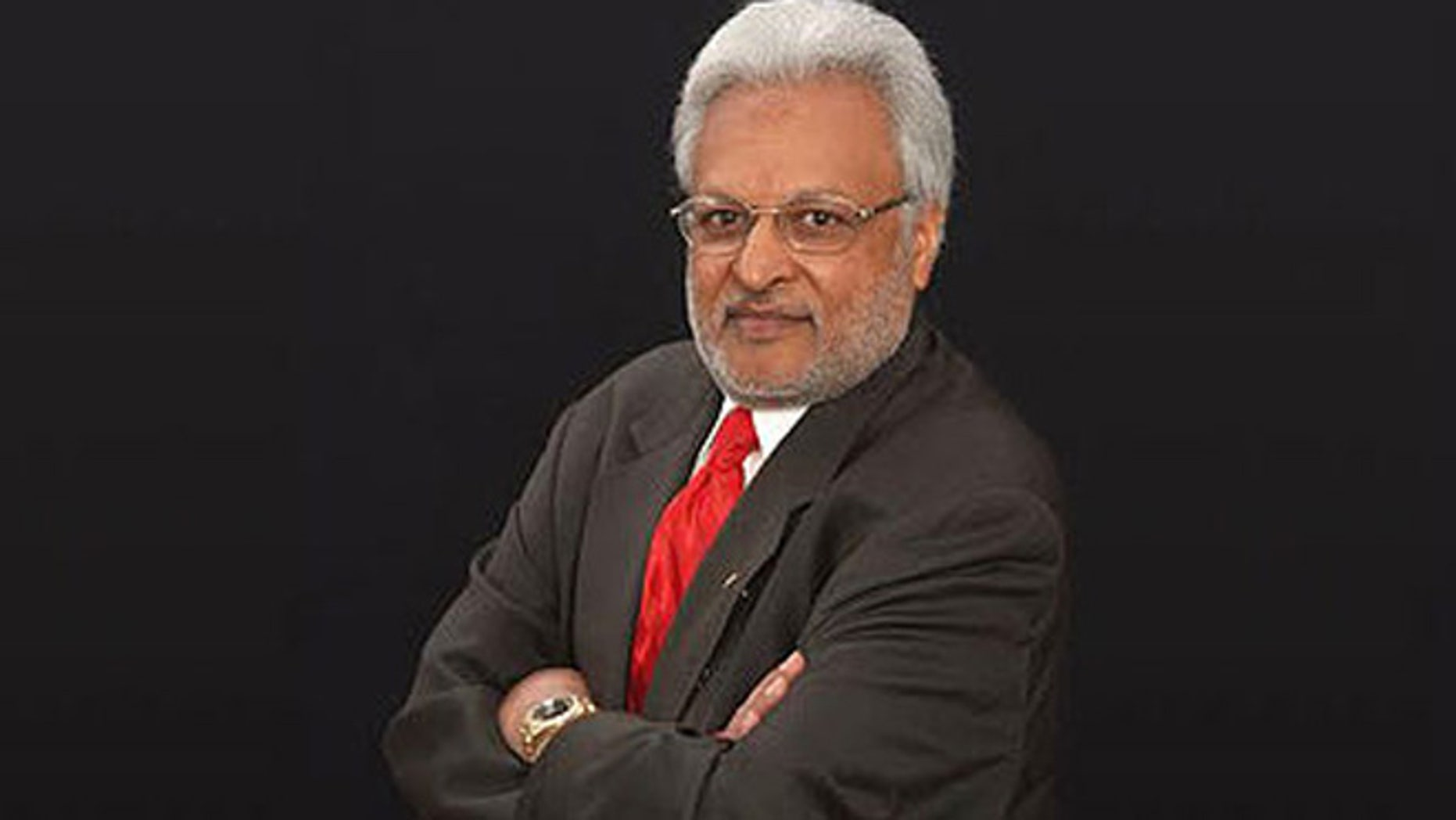 "Shalabh ""Shalli"" Kumar, businessman and founder of the Republican Hindu Coalition."