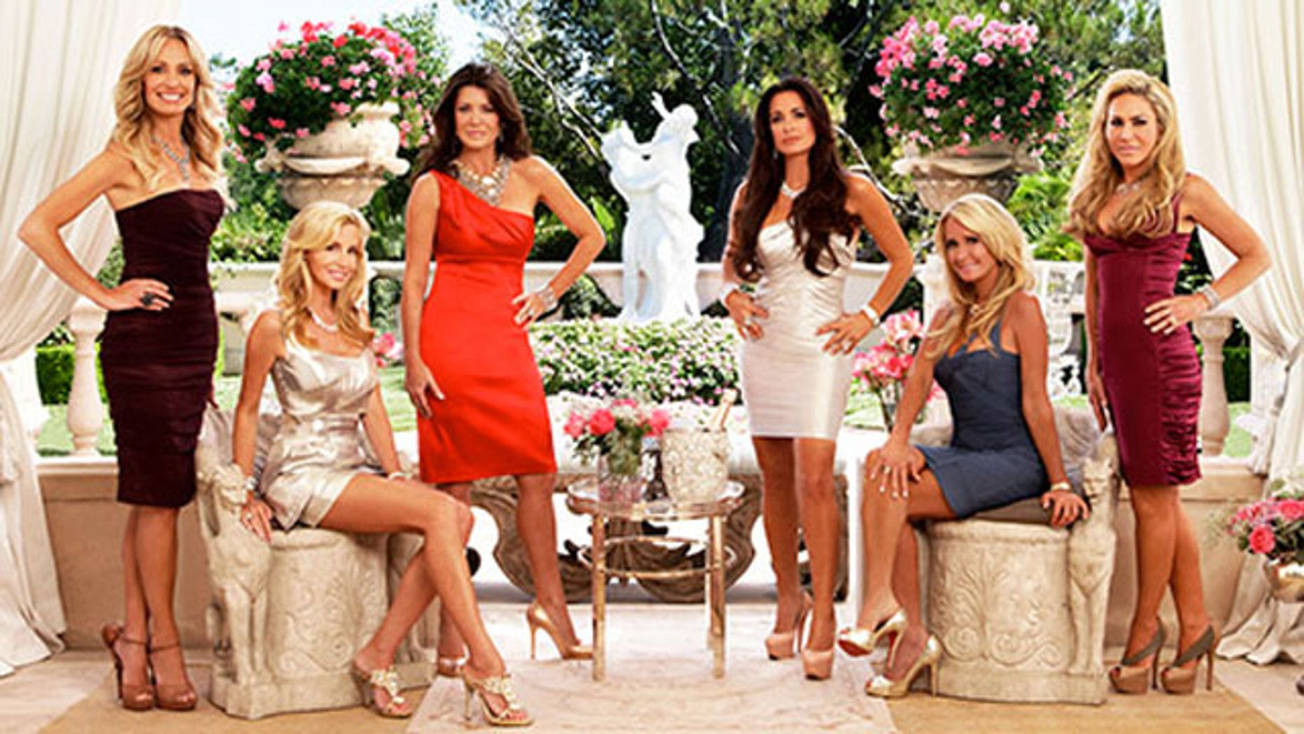 The cast of 'The Real Housewives of Beverly Hills'