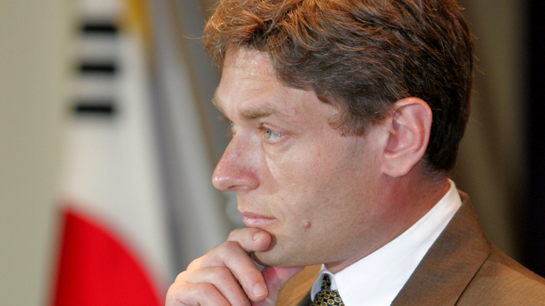 May 4, 2006 - FILE photo of Tom Malinowski, U.S. Assistant Secretary of State for Democracy, Human Rights and Labor, who  been asked to leave Bahrain, just a day after meeting with a leading Shiite opposition group.