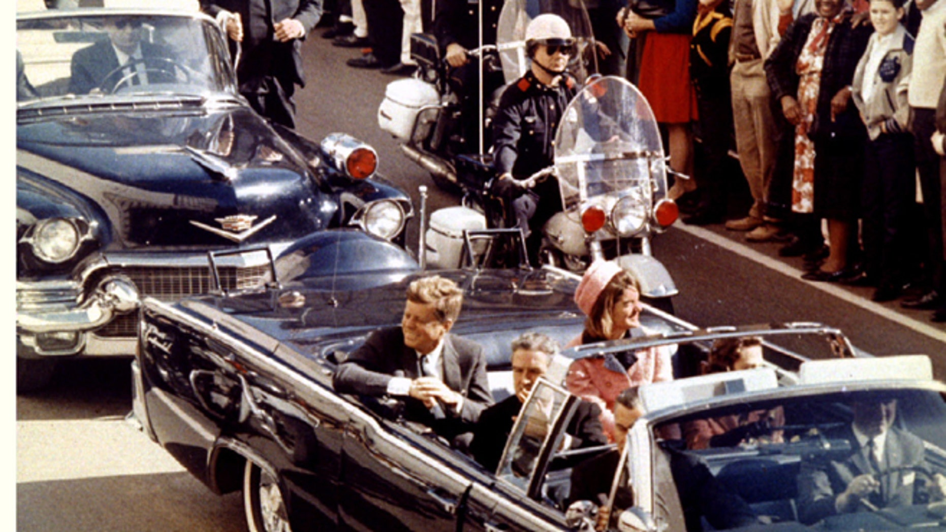 November 22, 1993 will mark the 30th anniversary of the assassination of President John F. Kennedy. President and Mrs. John F. Kennedy, and Texas Governor John Connally ride through Dallas moments before Kennedy was assassinated, November 22, 1963. (REUTERS)