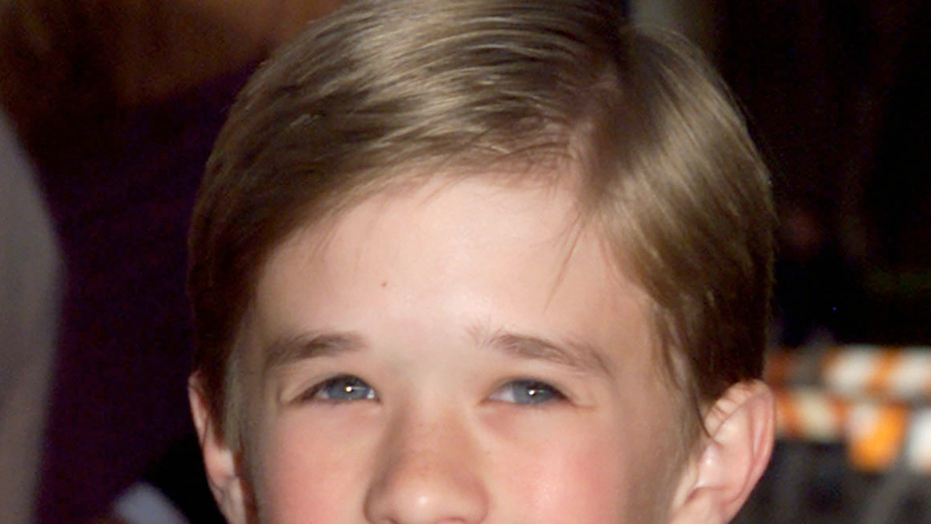 "Haley Joel Osment, star of the drama film "" The Sixth Sense"" arrives for the 26th annual People's Choice Awards January 9, 2000 in Pasadena."