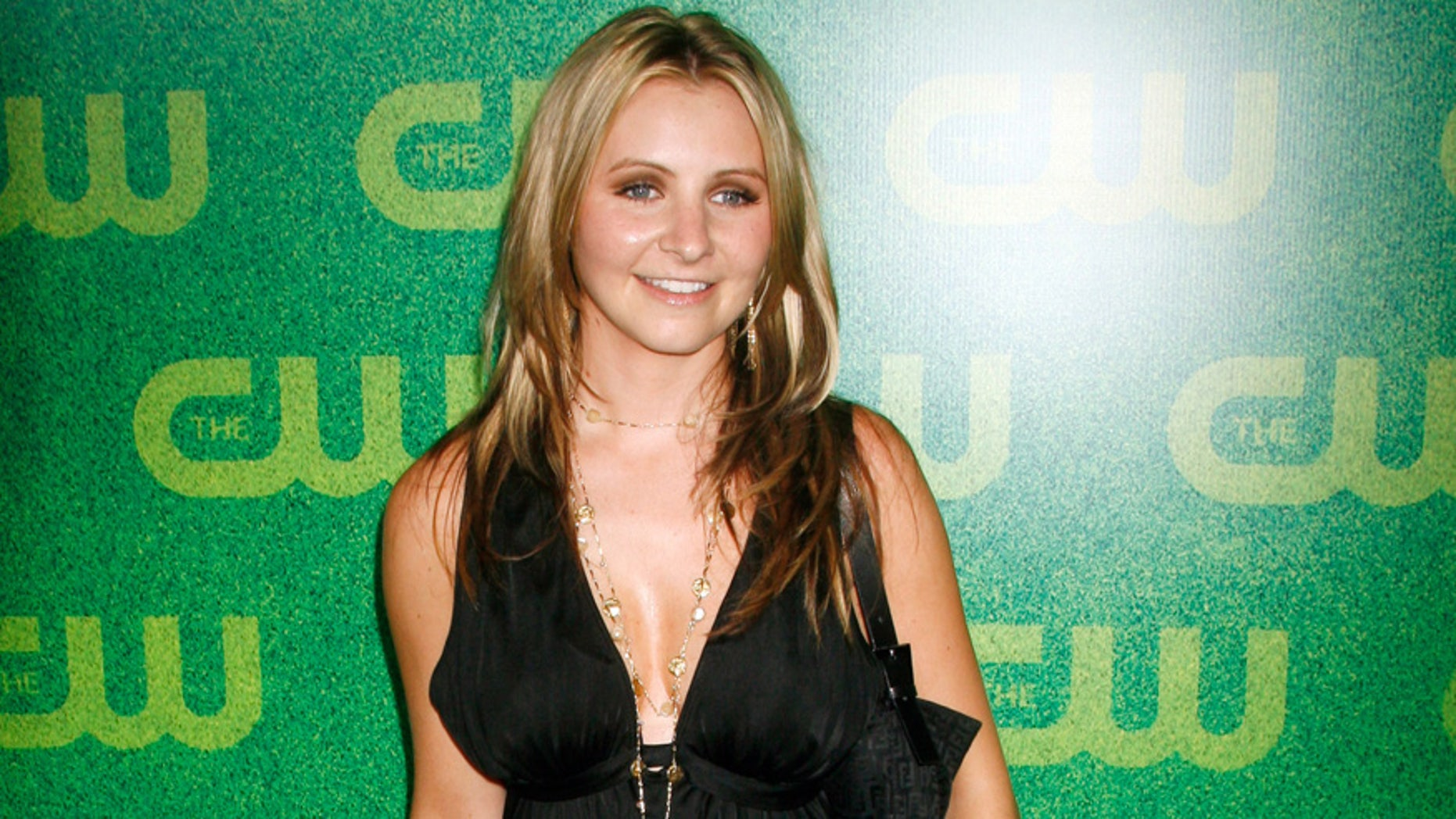 "Beverley Mitchell previously starred in ""7th Heaven."""
