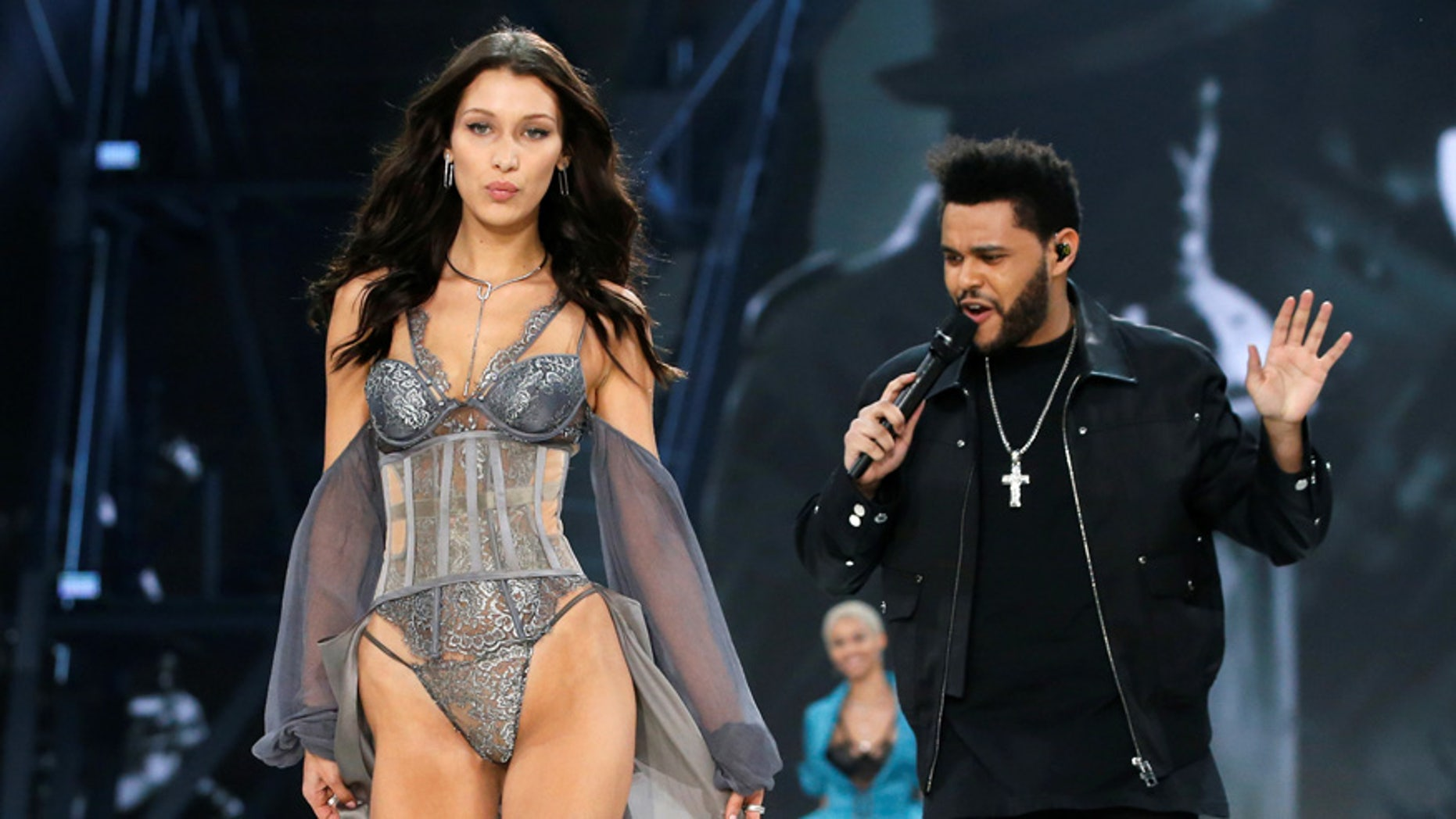 The Weeknd took to Instagram on Tuesday to wish Bella Hadida happy 22nd birthday.