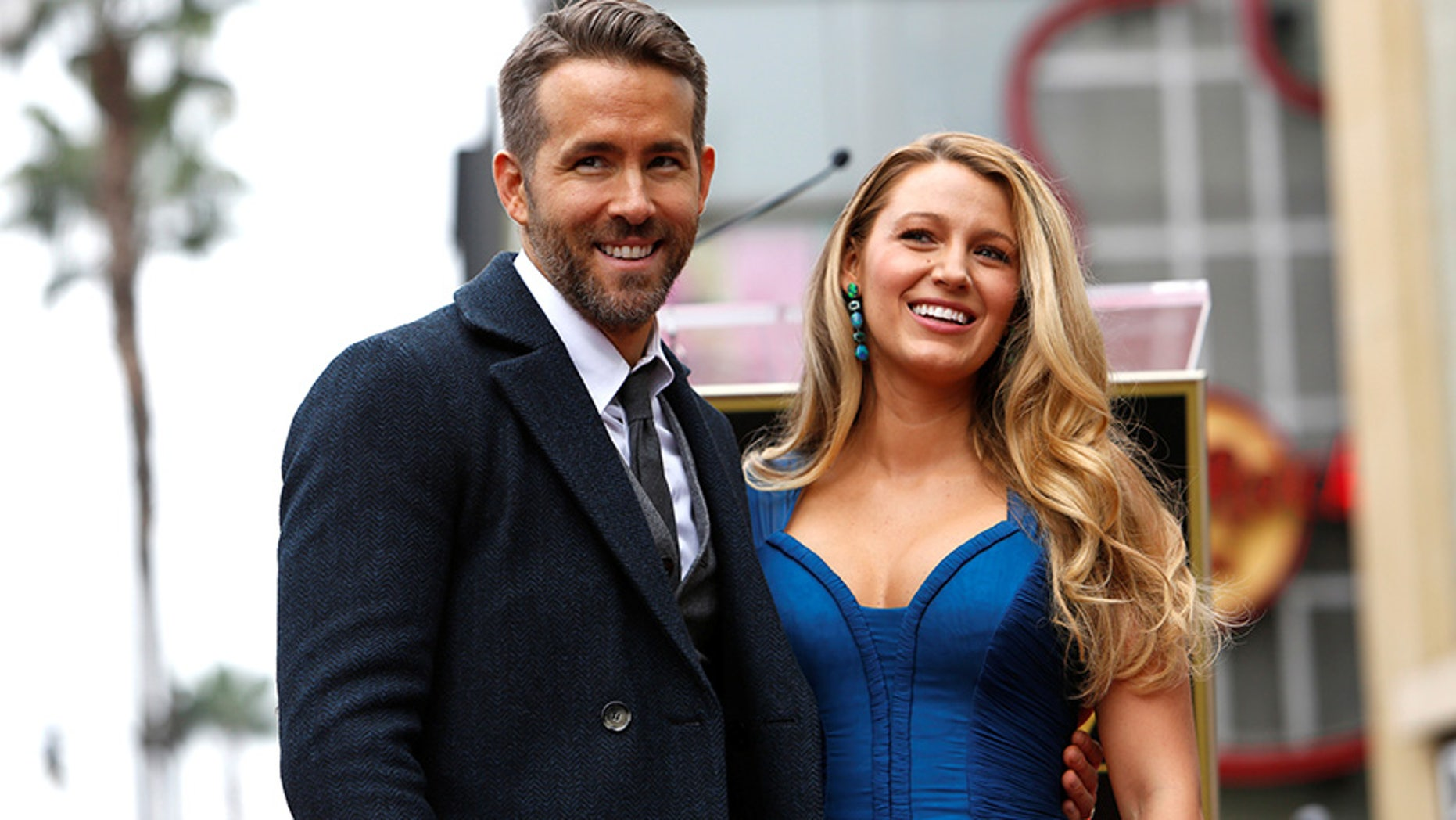 Blake Lively and Ryan Reynolds' reaction to daughter's voice