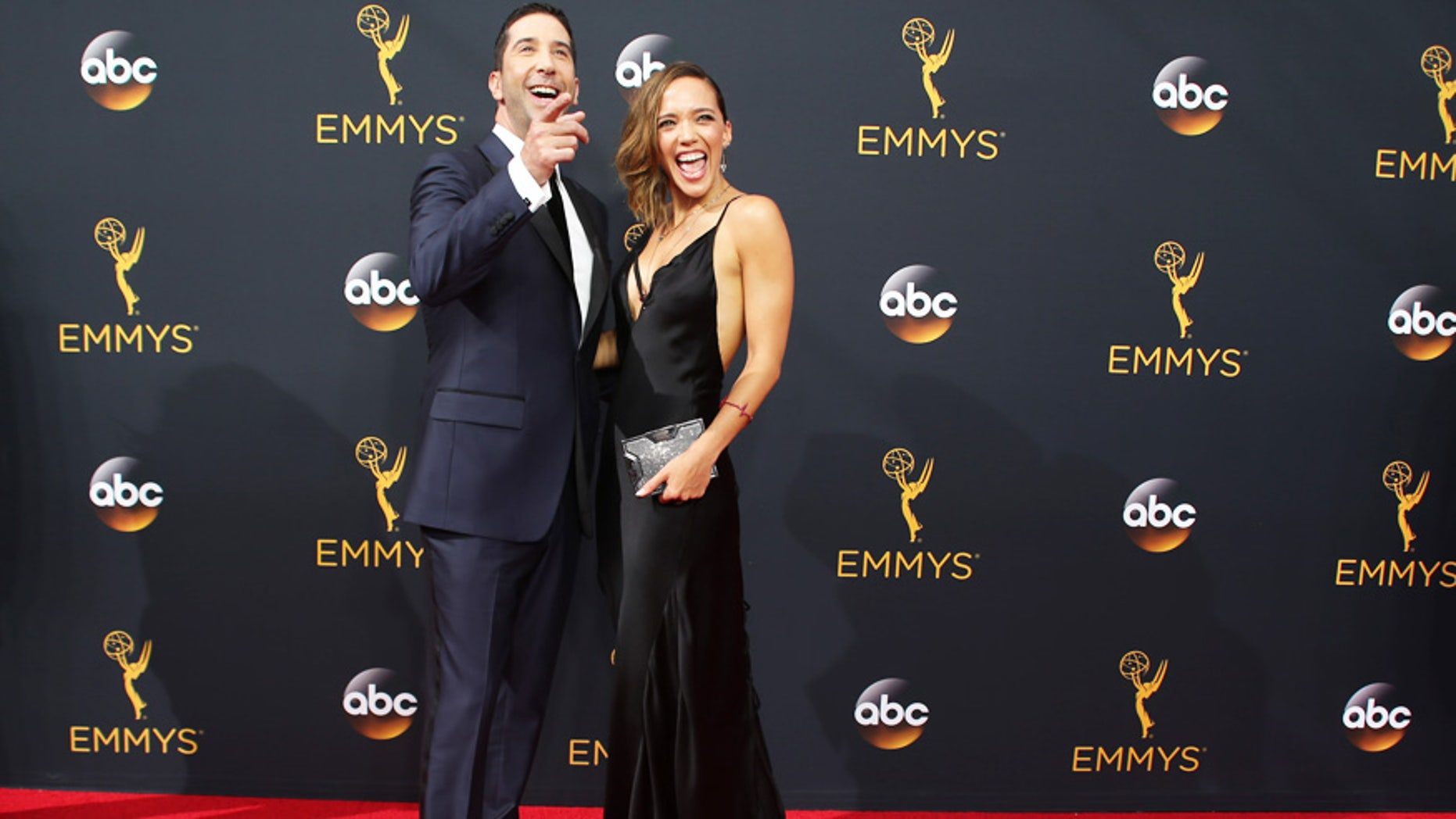 Actor David Schwimmer and his wife Zoe Buckman announced they were taking some time apart after nearly seven years of marriage.