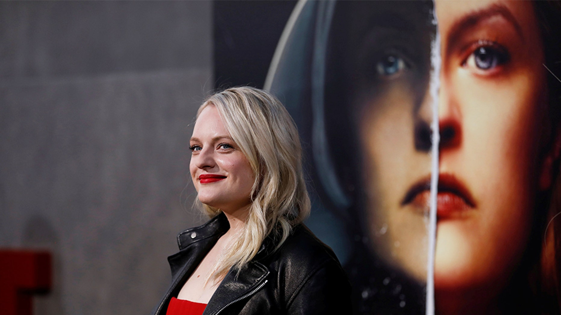 """Elisabeth Moss she has full control over her nude scenes in """"The Handmaid's Tale."""""""