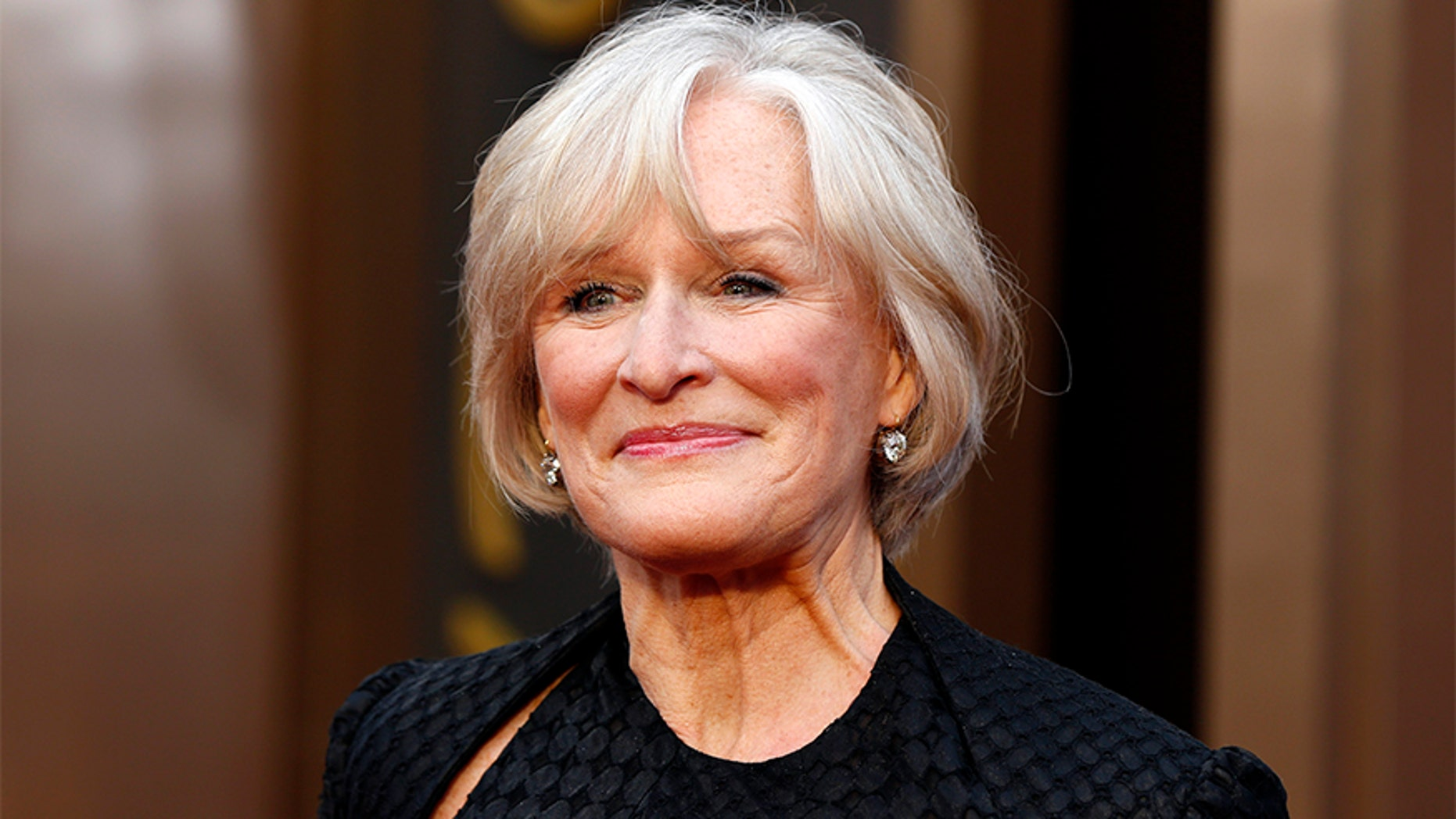 Actress Glenn Close Arrives At The 86th Academy Awards In Hollywood,  California March 2,