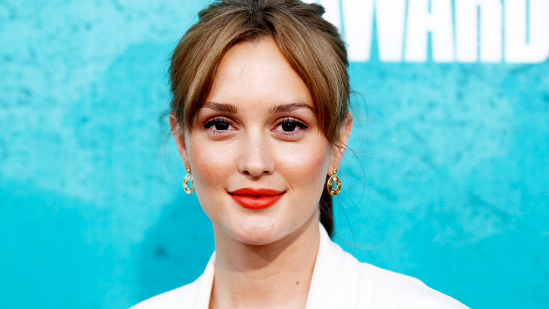 """""""Gossip Girl"""" actress Leighton Meester reveals why she won't talk about her family to the media."""