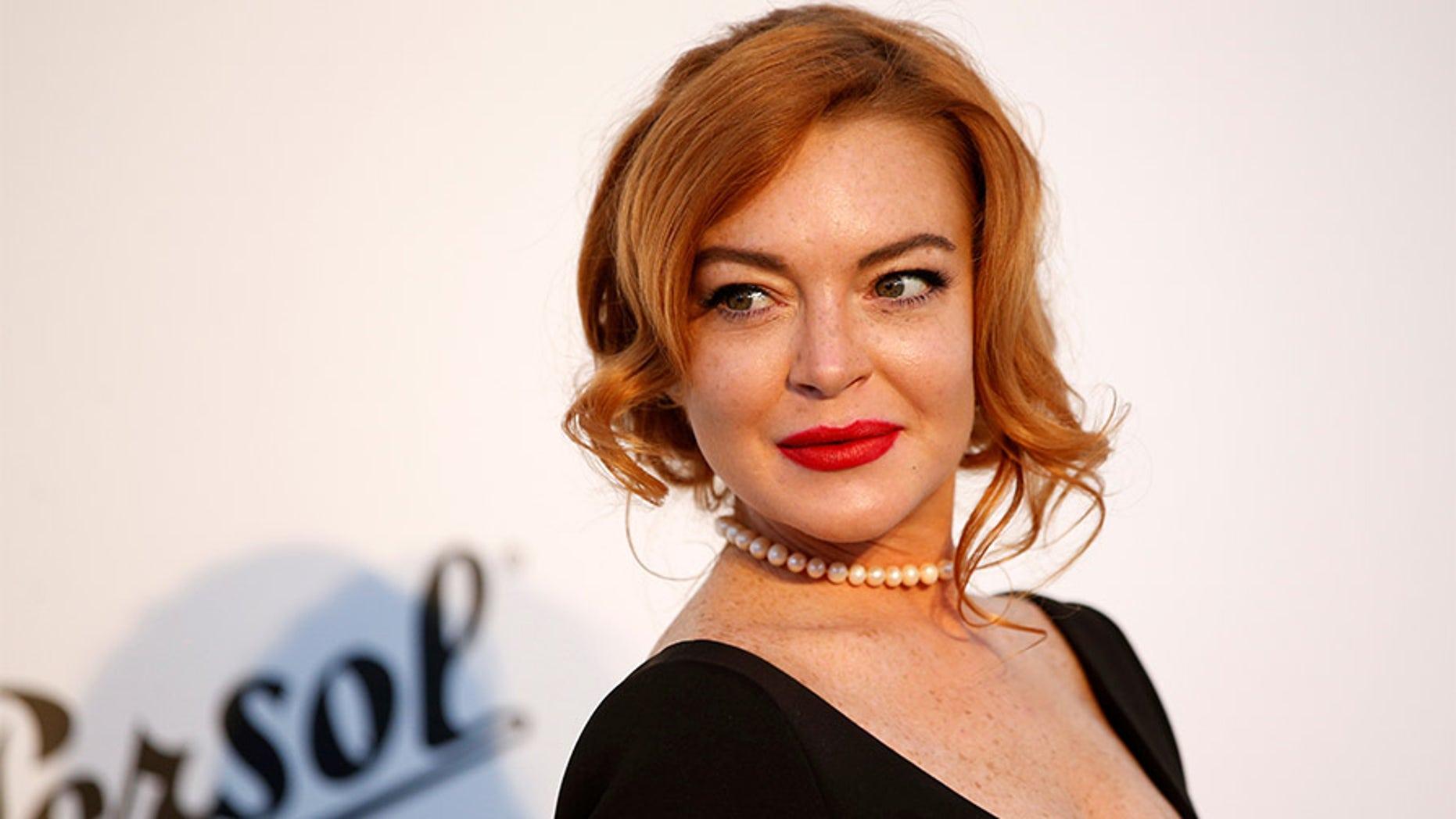 Lindsay Lohan Demands That Her Beach House Staff Wear Same Shoes