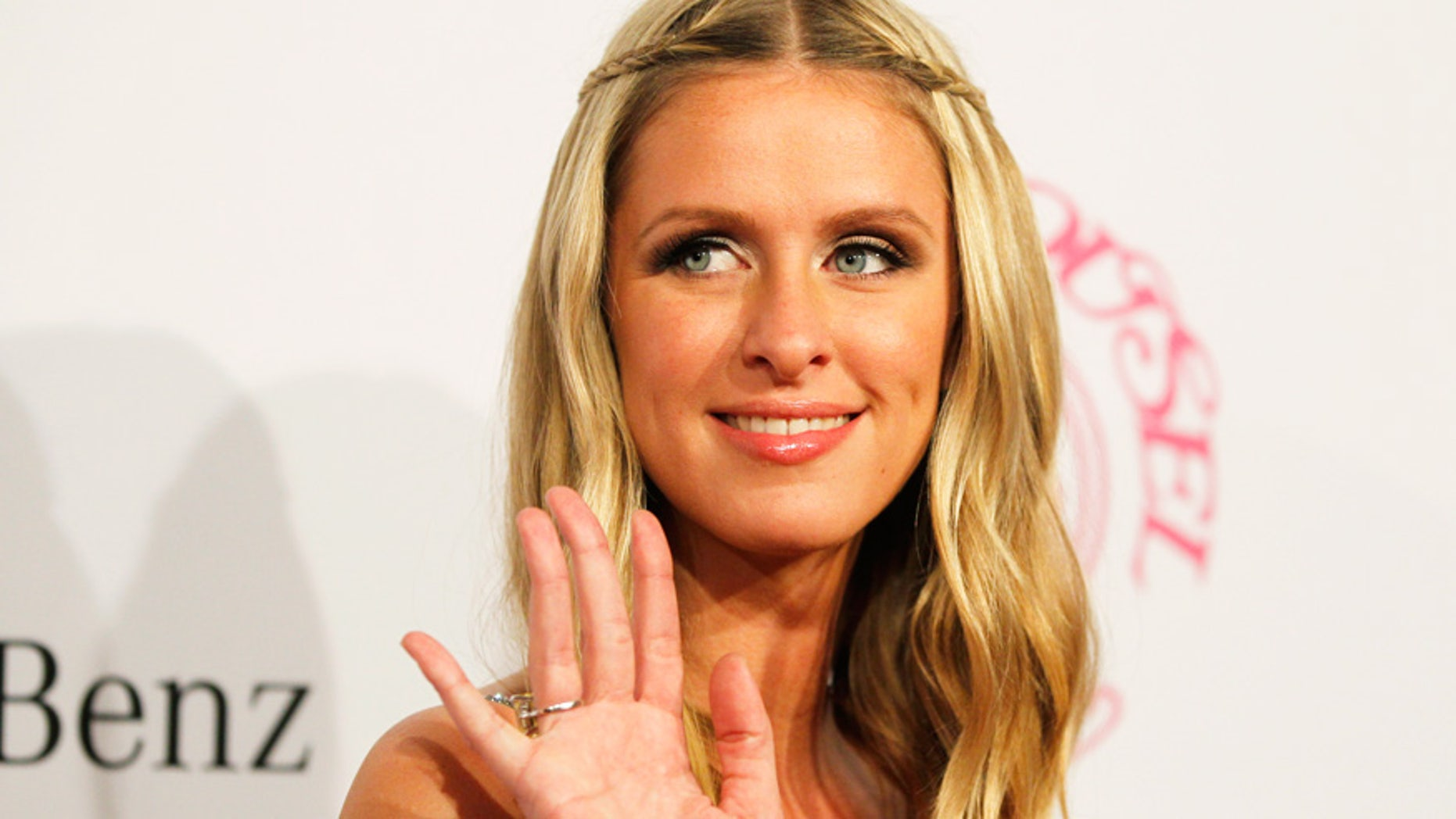 Nicky Hilton talks to Fox News about giving back.