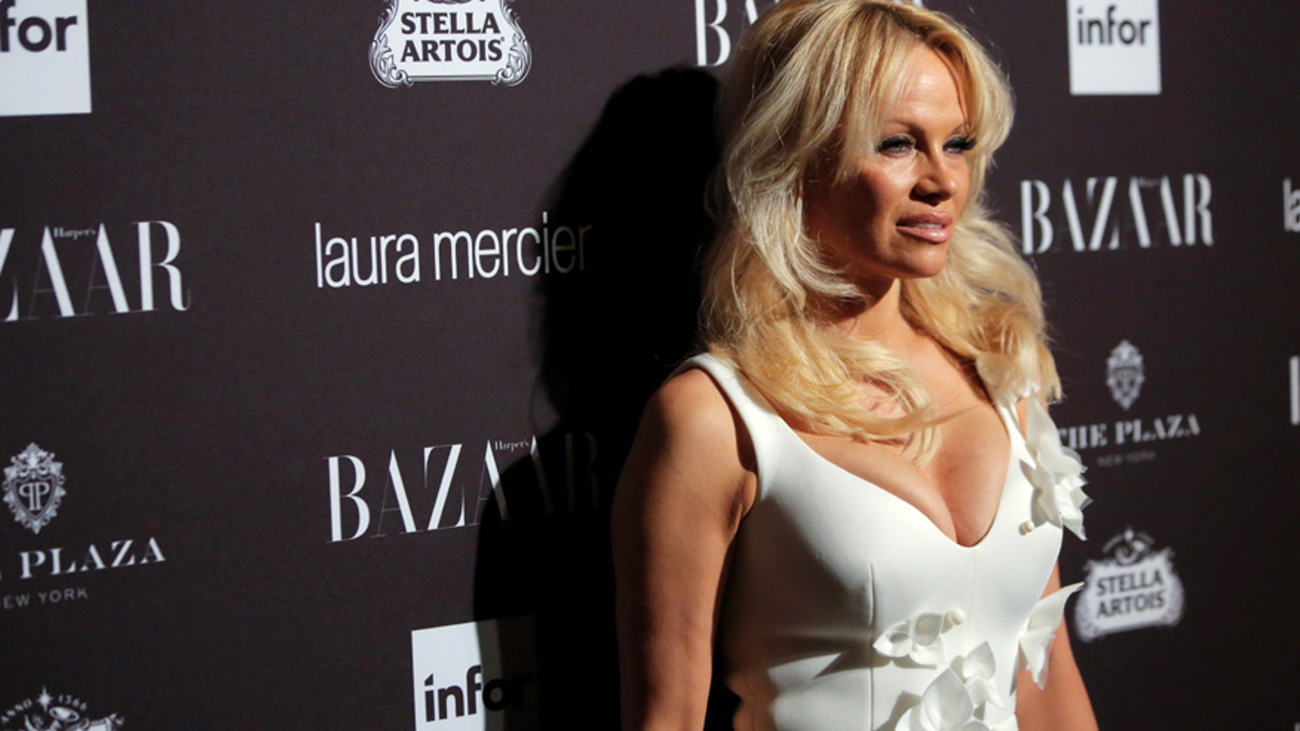 Pamela Anderson is the new star for Coco de Mer.