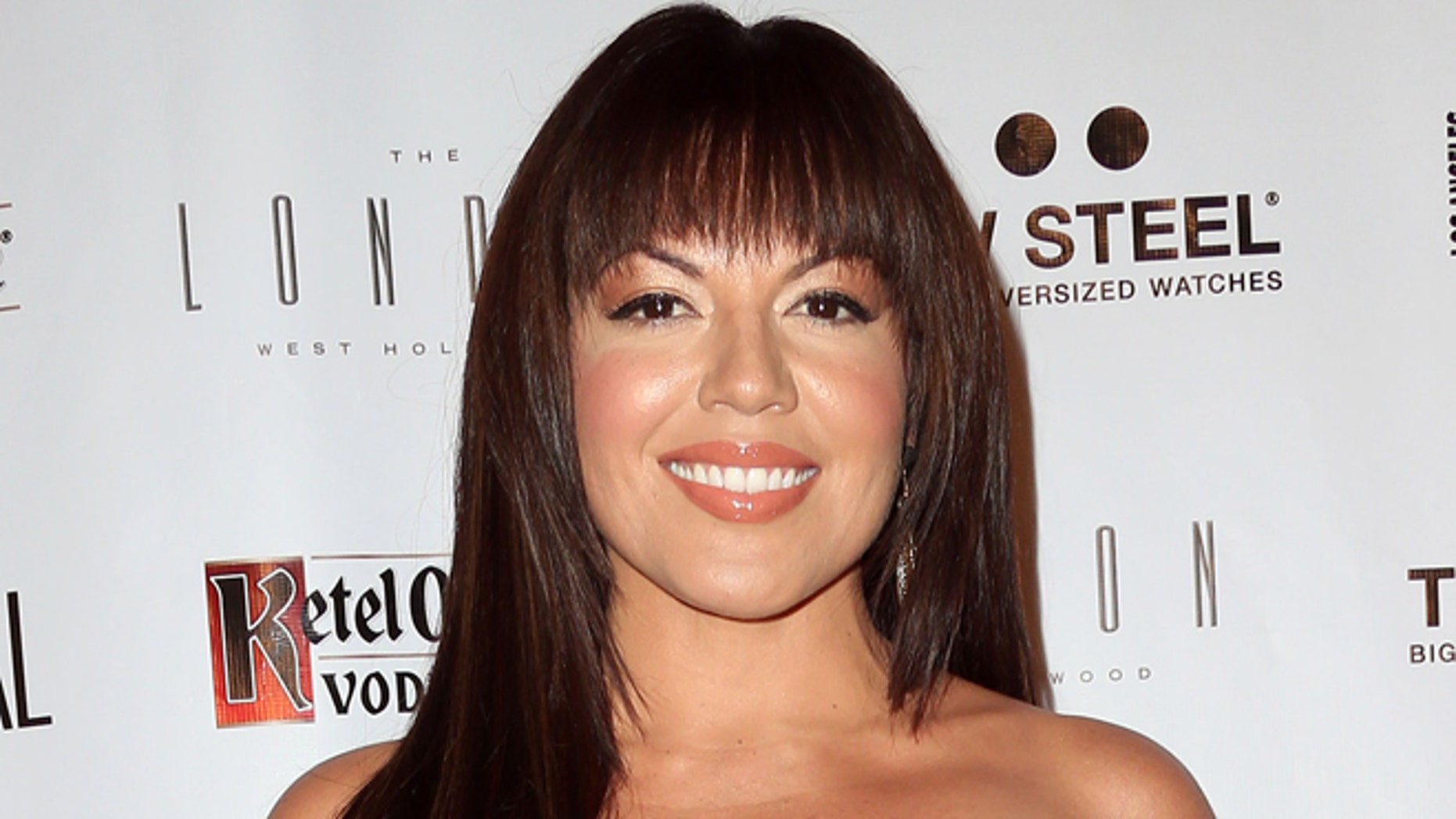 WEST HOLLYWOOD, CA - SEPTEMBER 20:  Actress Sara Ramirez attends Los Angeles Confidential Magazine's Annual Pre-Emmy Kick-Off Celebration at The London West Hollywood on September 20, 2012 in West Hollywood, California.  (Photo by Frederick M. Brown/Getty Images)