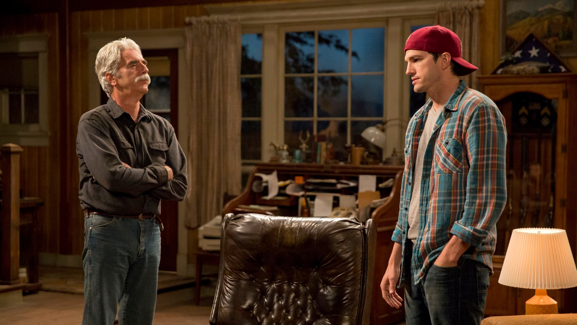 """""""The Ranch"""" on Netflix. Greg Gayne/Netflix"""