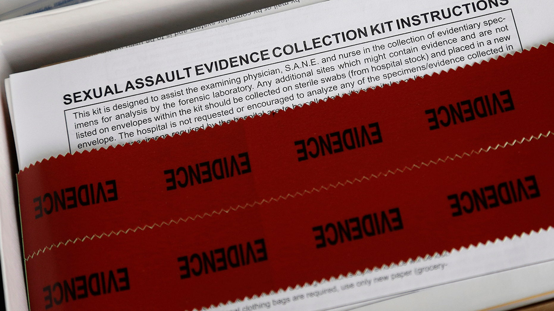 A bipartisan group of lawmakers in both the House and Senate introduced a bill this month to expand access to forensic exams and provide additional guidance to states and hospitals on rape kits.