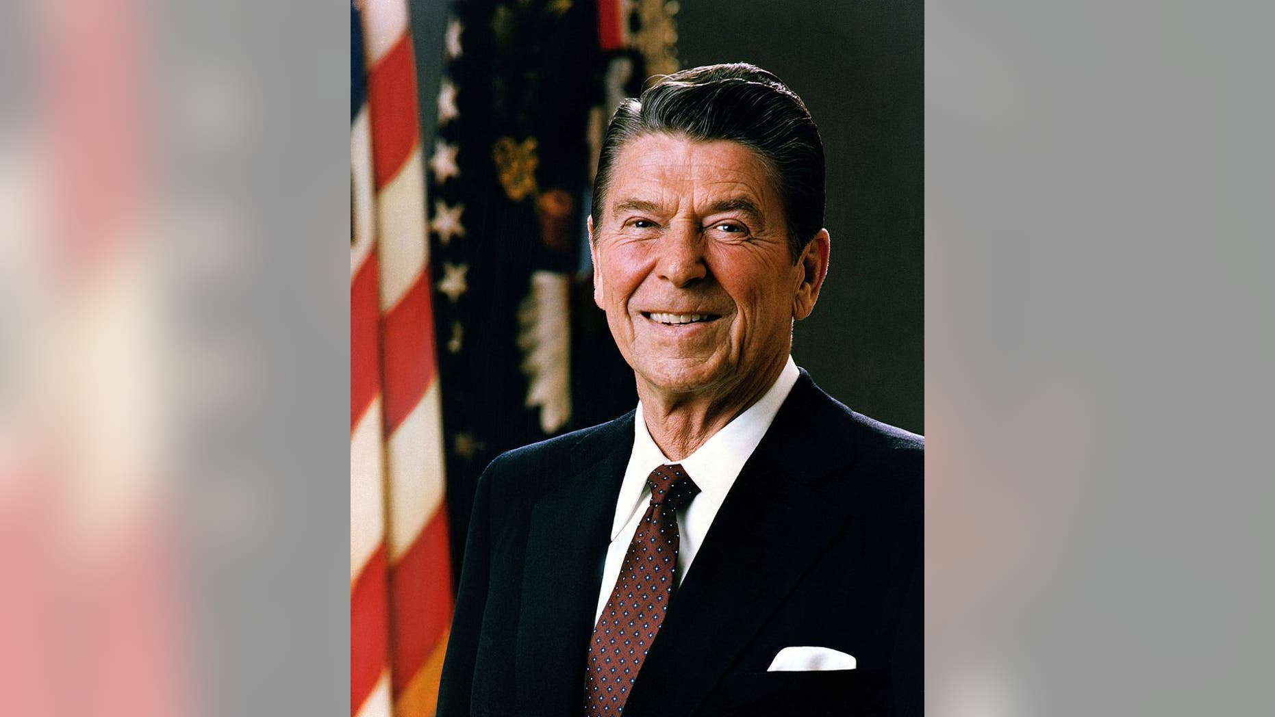 President Ronald Reagan received a letter from the Marine Corps asking him if he would like to enlist in 1984.