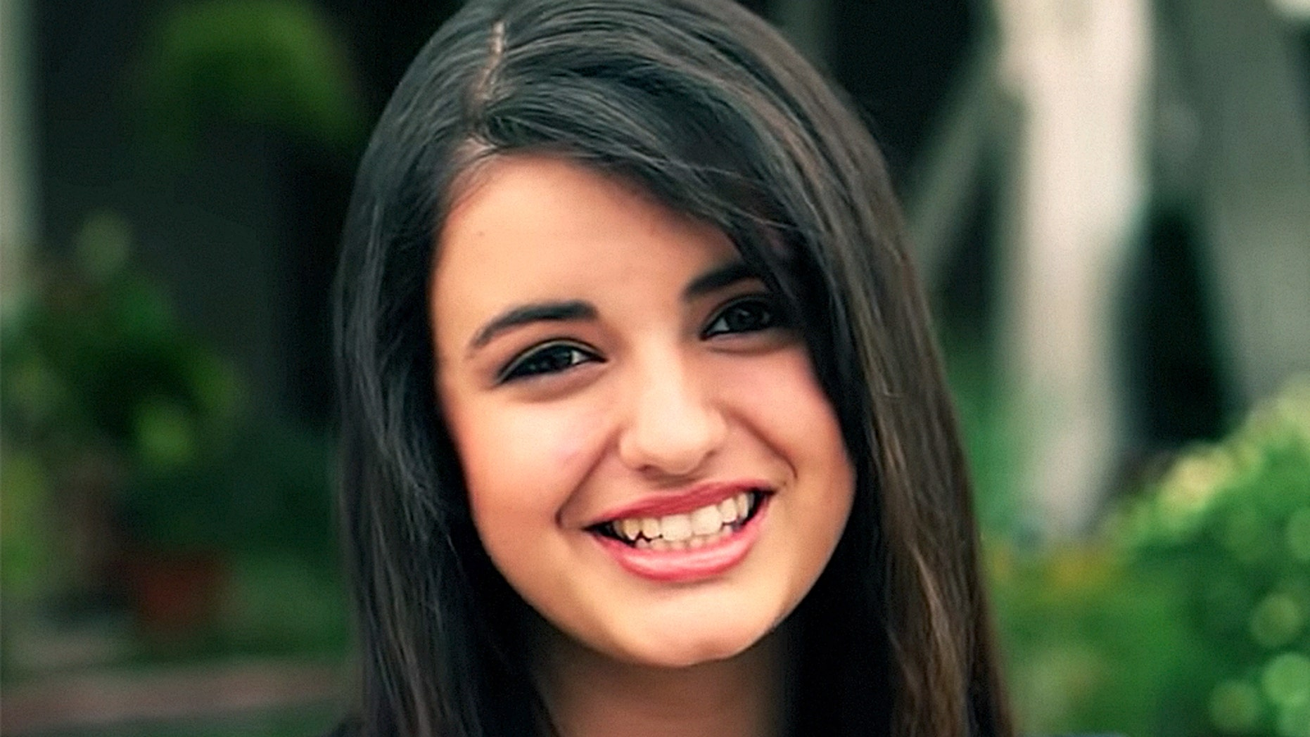 """Rebecca Black received death threats after """"Friday"""" went viral."""