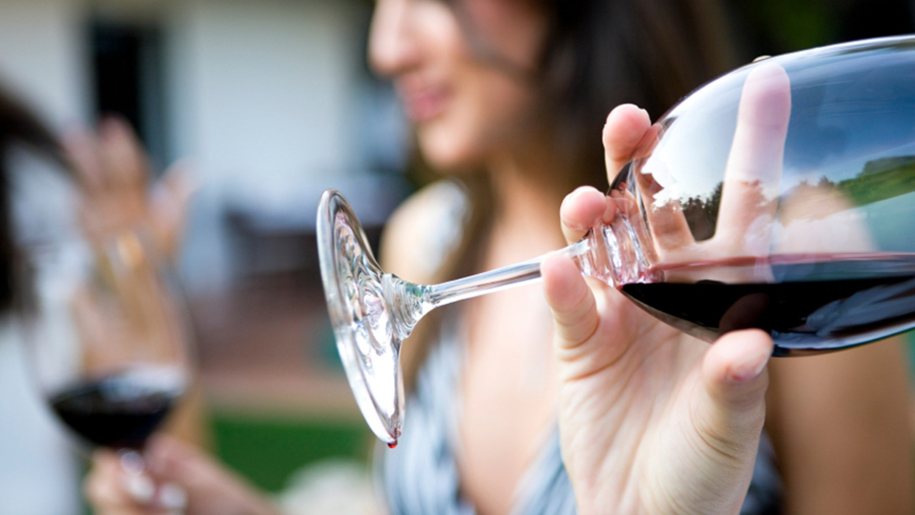The Weird Way Red Wine Fights Cavities