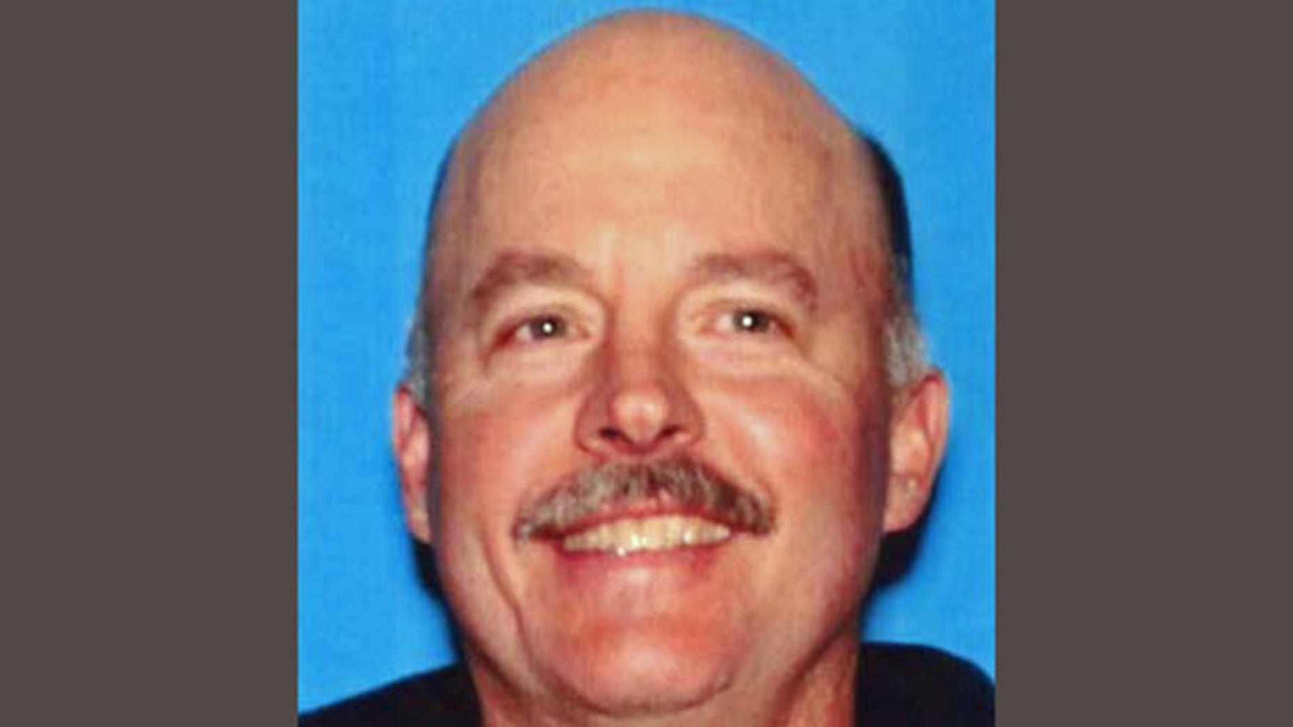 December 20, 2013: This photo provided by the California Department of Motor Vehicles via the Reno Gazette-Journal and KXTV News 10 shows Alan Frazier. Frazier, who complained he had a botched 2010 surgery, left a suicide note outlining plans for his attack before targeting physicians in a deadly rampage at a medical office that left one doctor dead and another critically wounded. (AP Photo/California Department of Motor Vehicles via Reno Gazette-Journal and KXTV News 10)